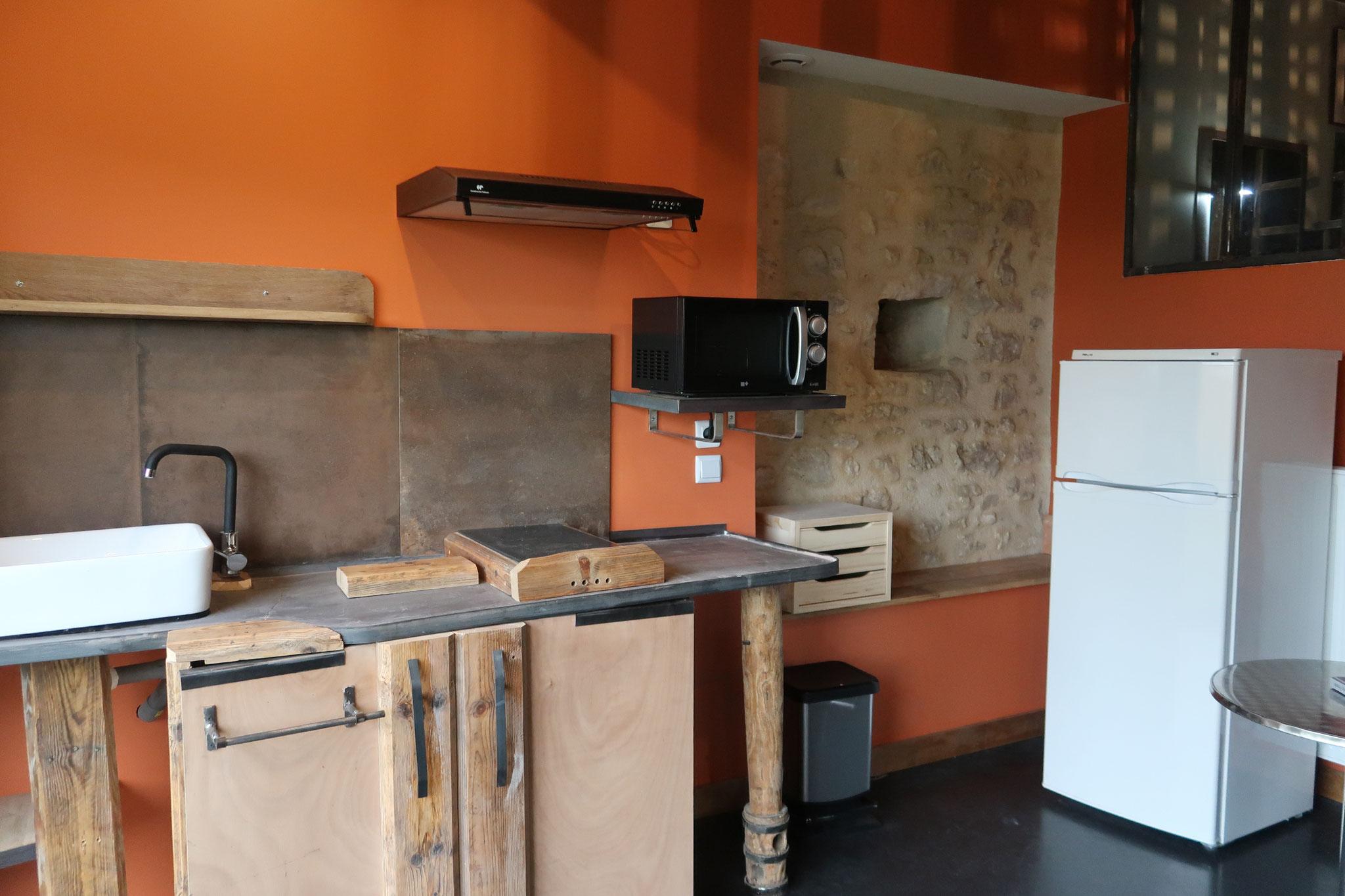 cuisine gainsbourg room