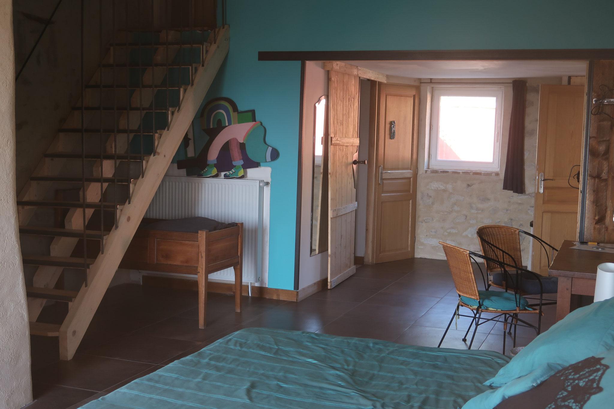 basquiat room