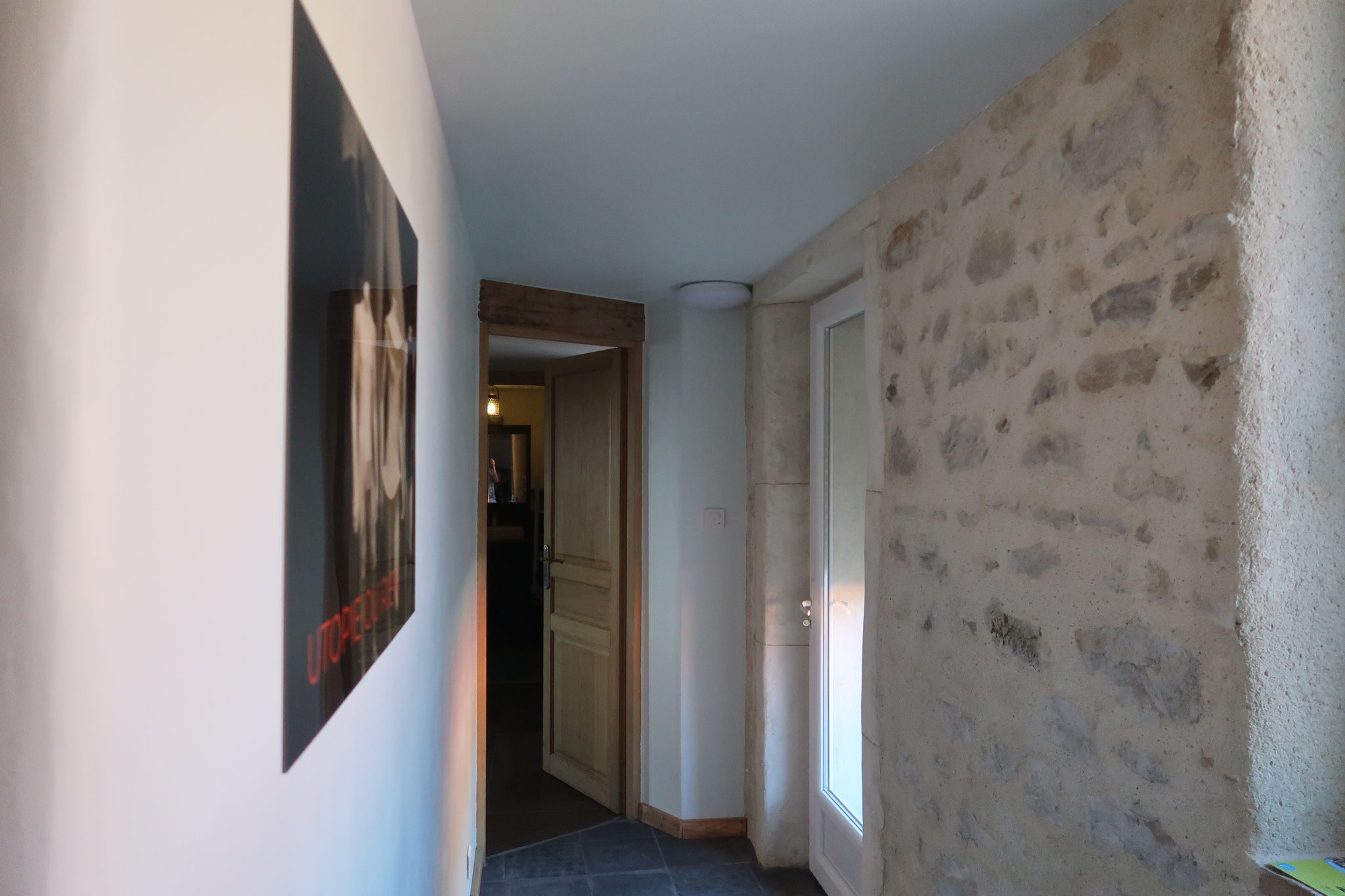 couloir basquiat room