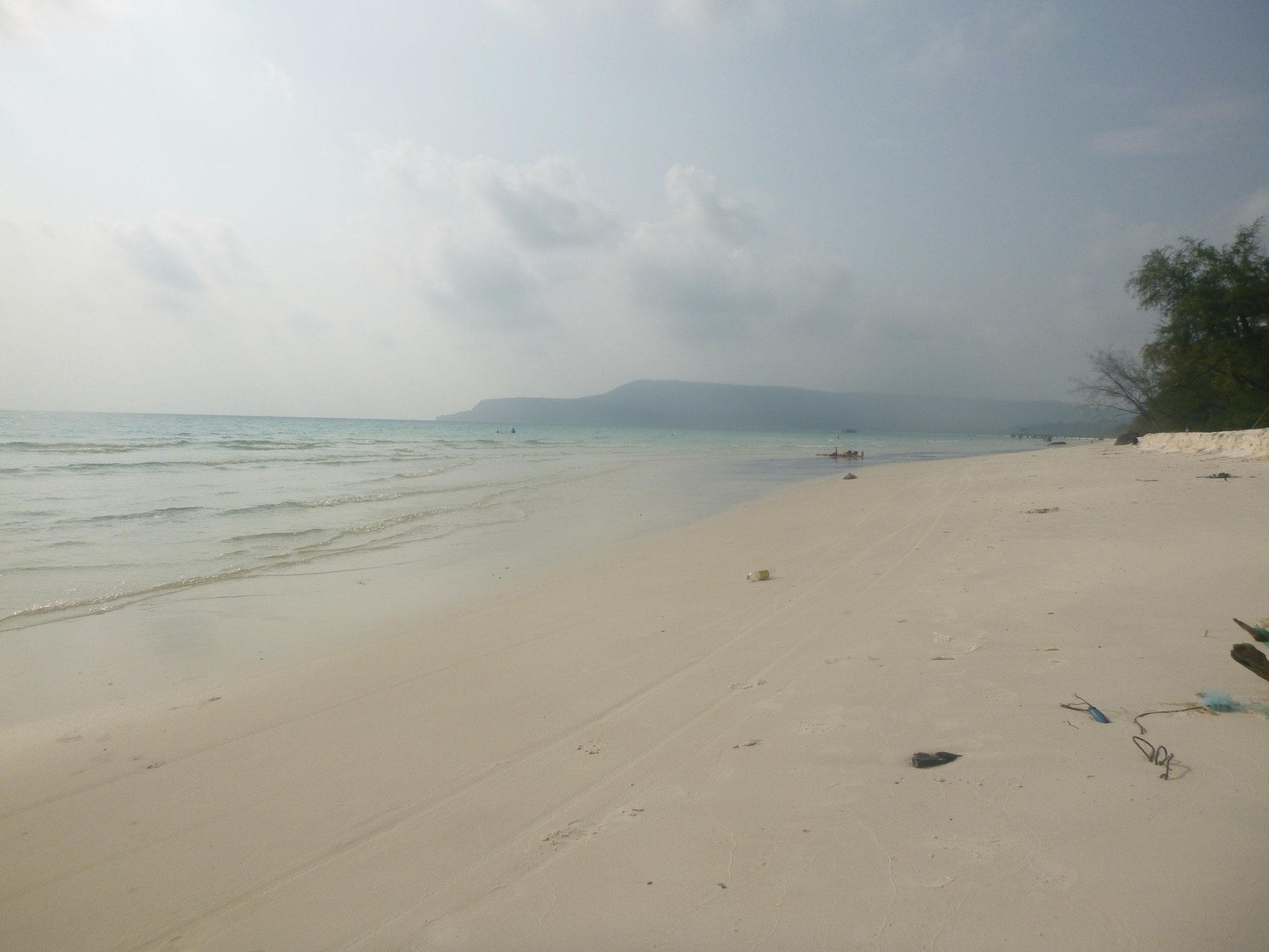 Koh Rong, große Insel vor Sihanoukville