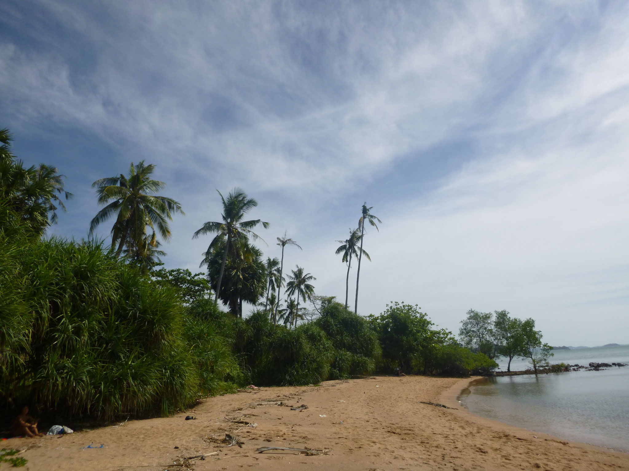 Rabbit Island/Koh Tonsay vor Kep