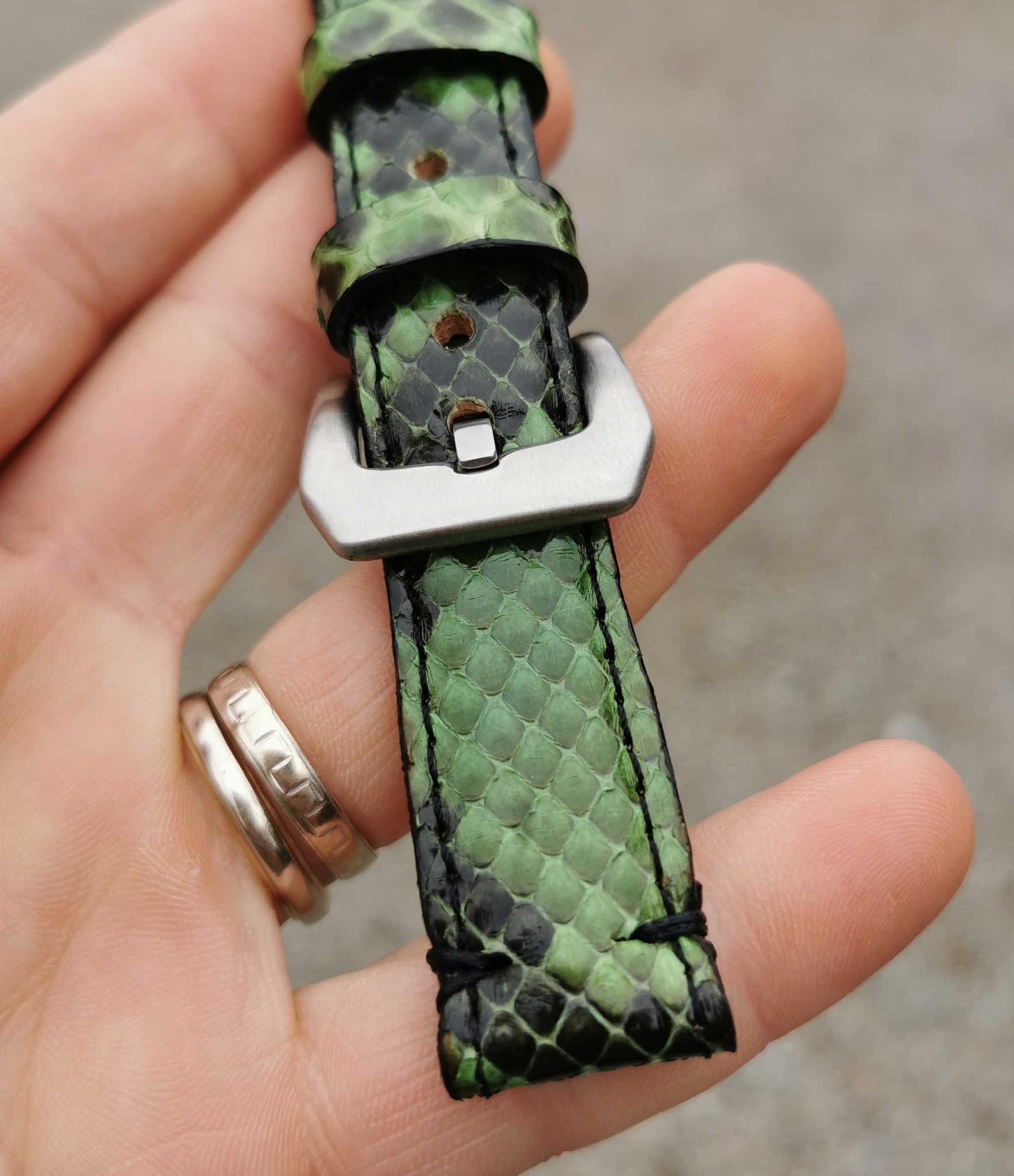cinturino verde