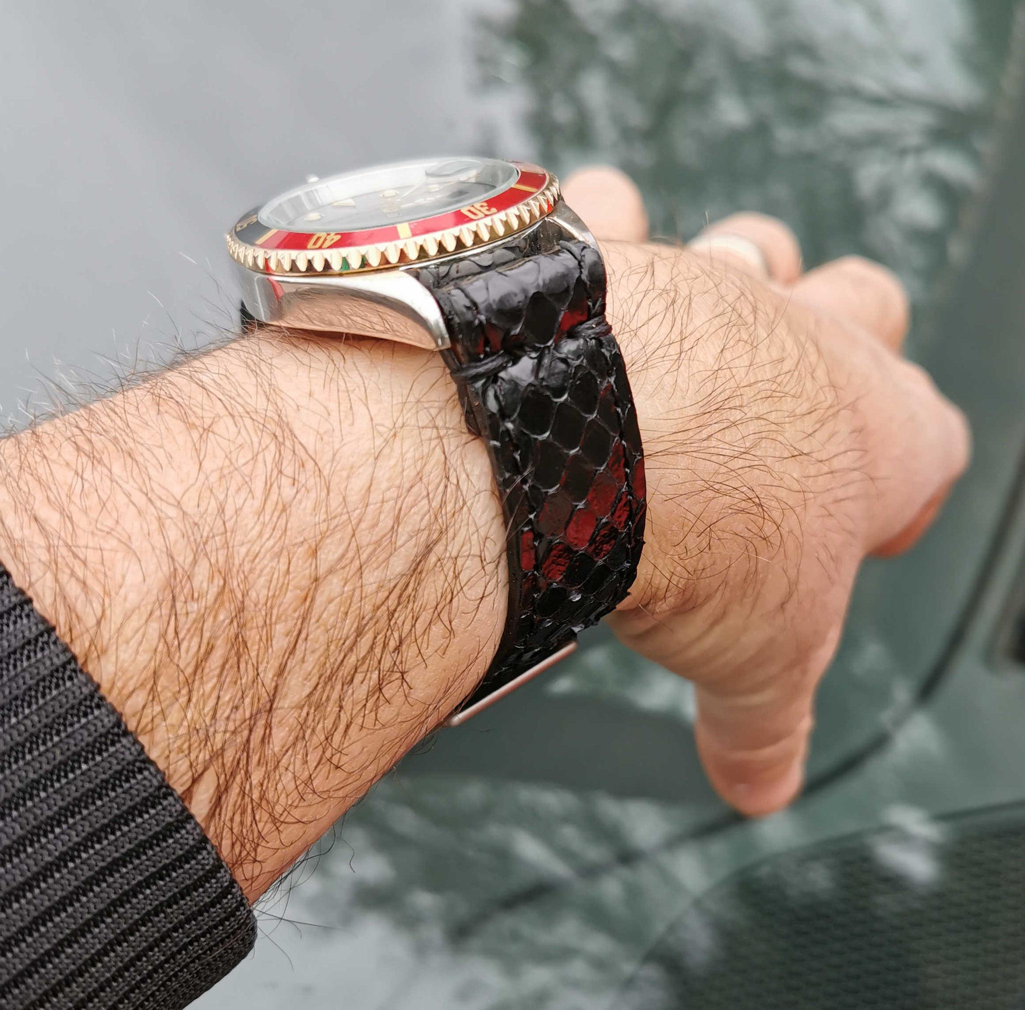 cinturino nero