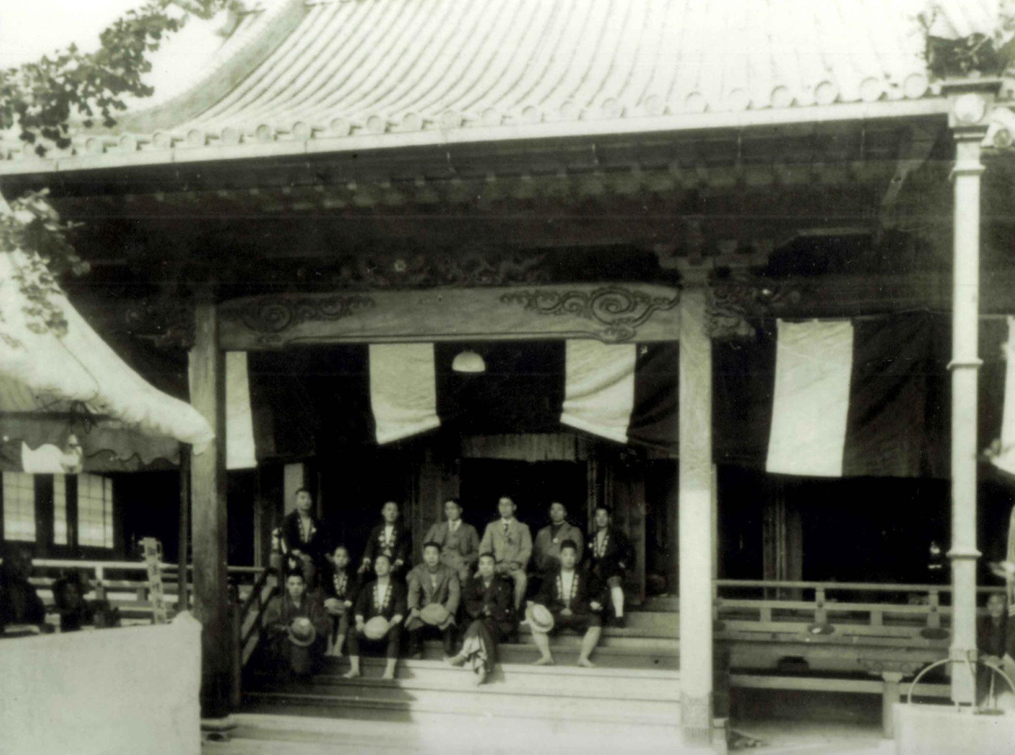 戦前の専念寺2