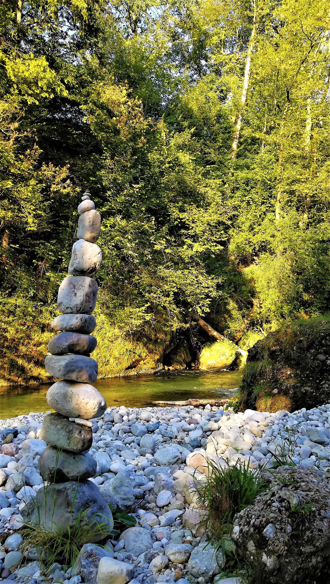 Krumme Steyrling - Flussabwärts zur Rinnenden Mauer