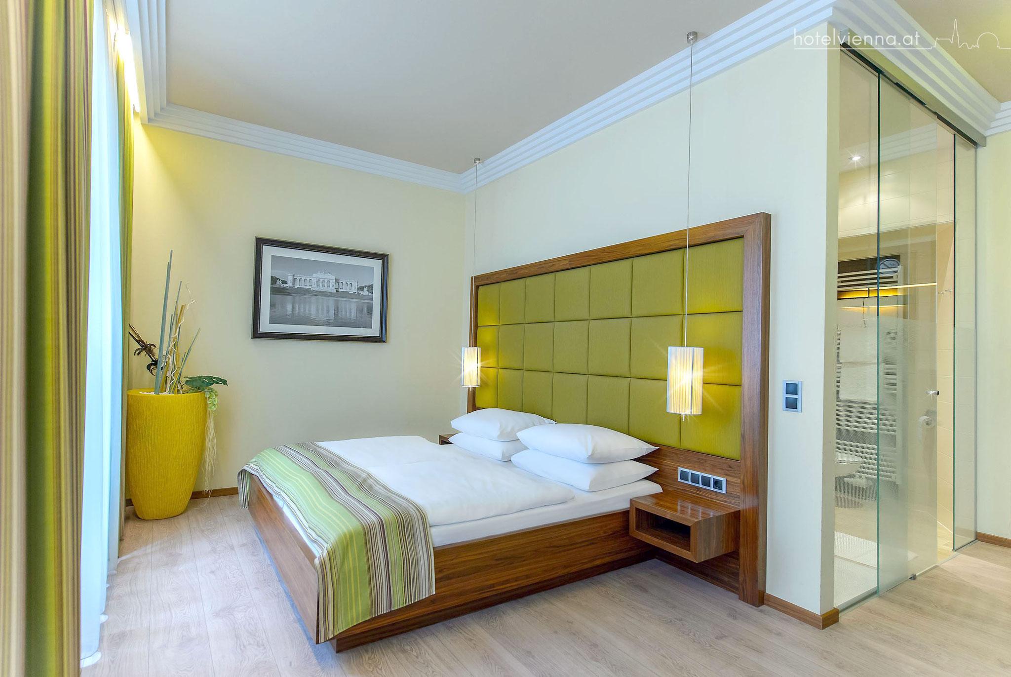 Hotel Vienna Design Doppelzimmmer