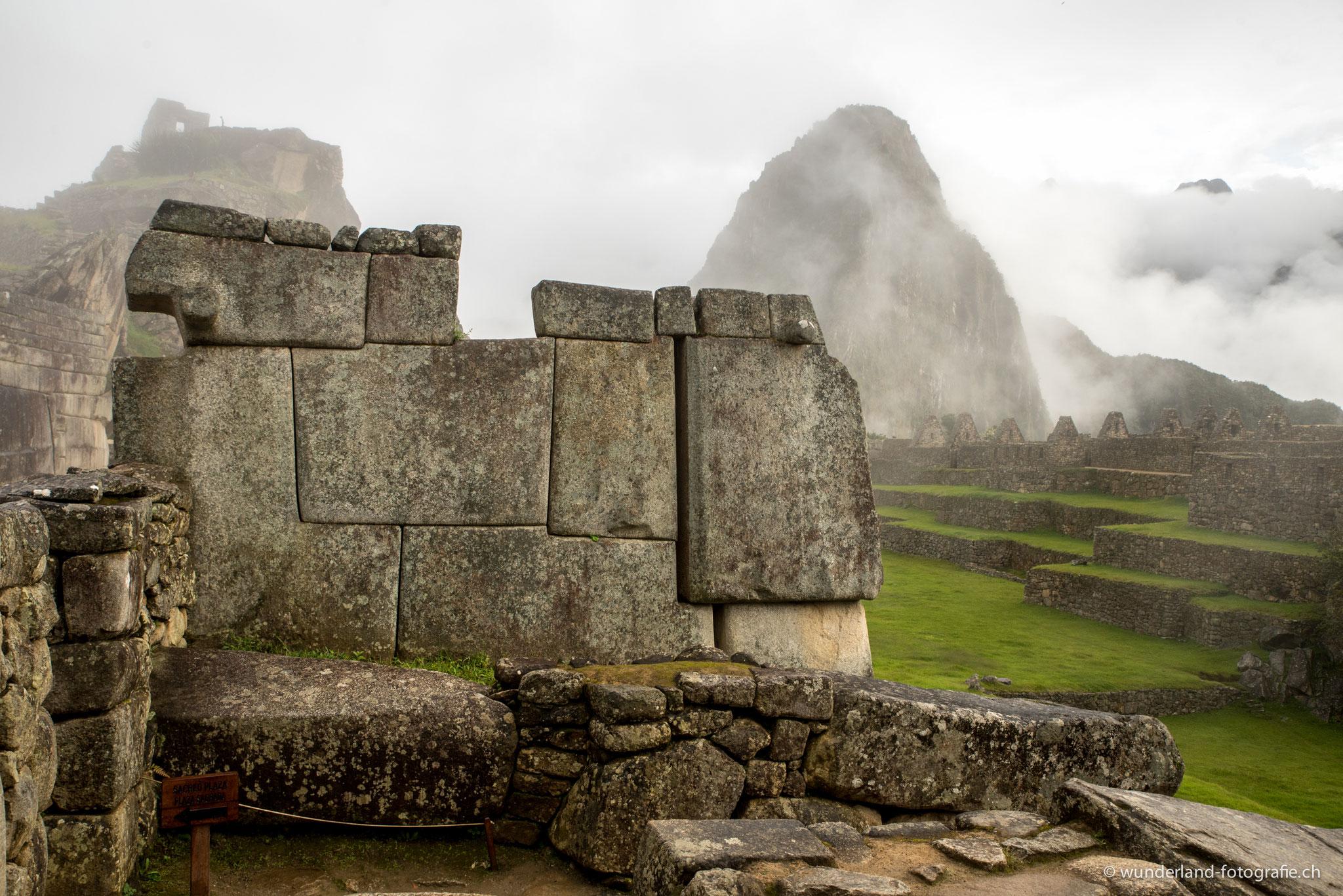 Baukunst der Inkas