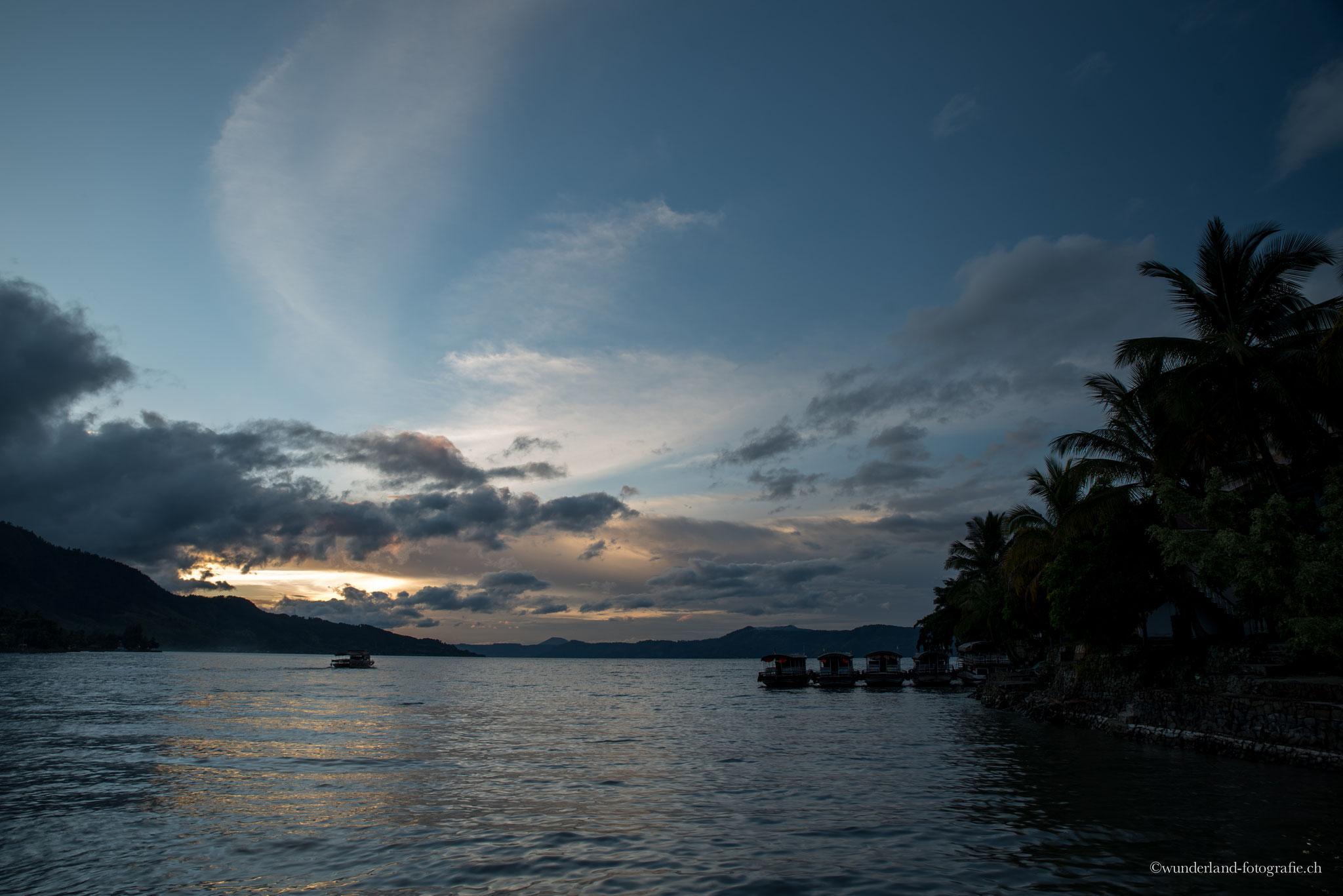 Sonnenuntergang Tuk Tuk