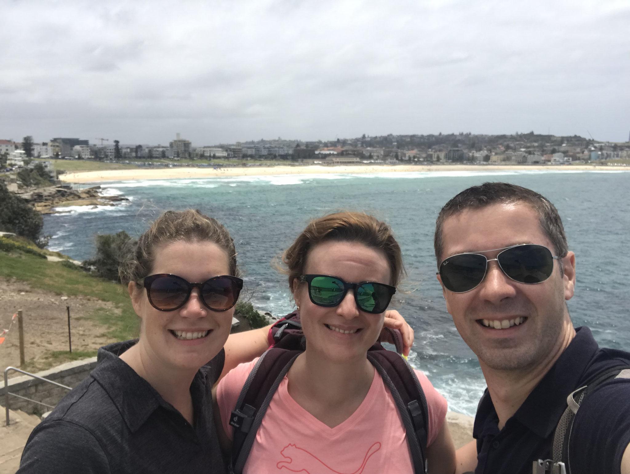 Besuch von Seraina in Sydney