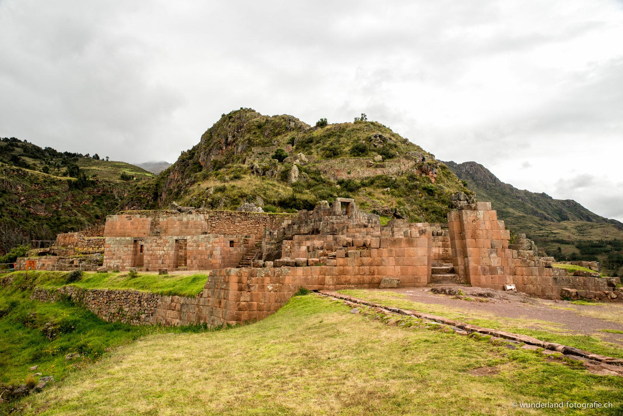 Ruinen von Pisac