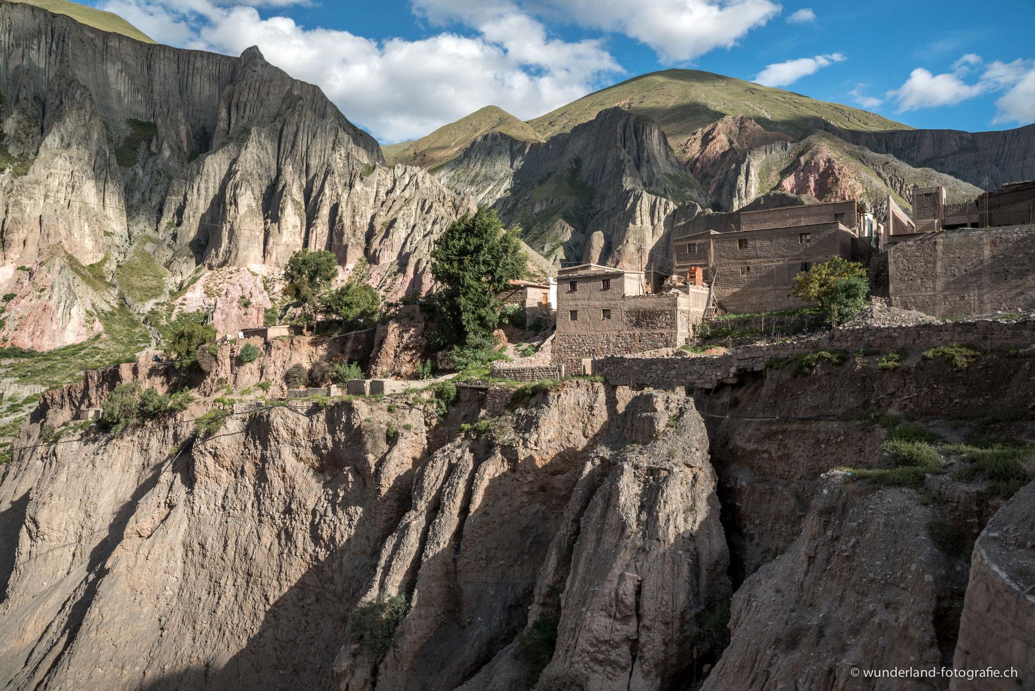 Das pittoreske Berdorf Iruya