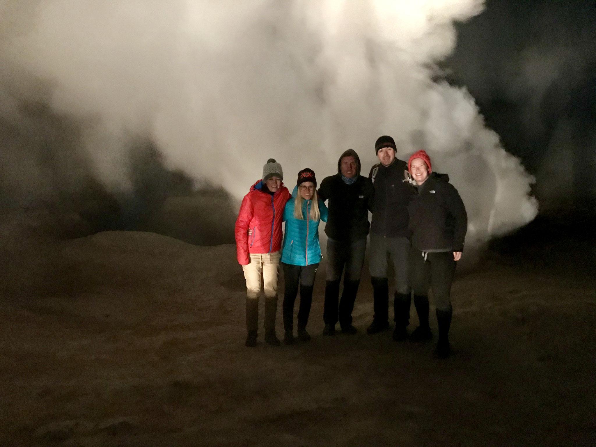 Unsere Reisegruppe in Uyuni
