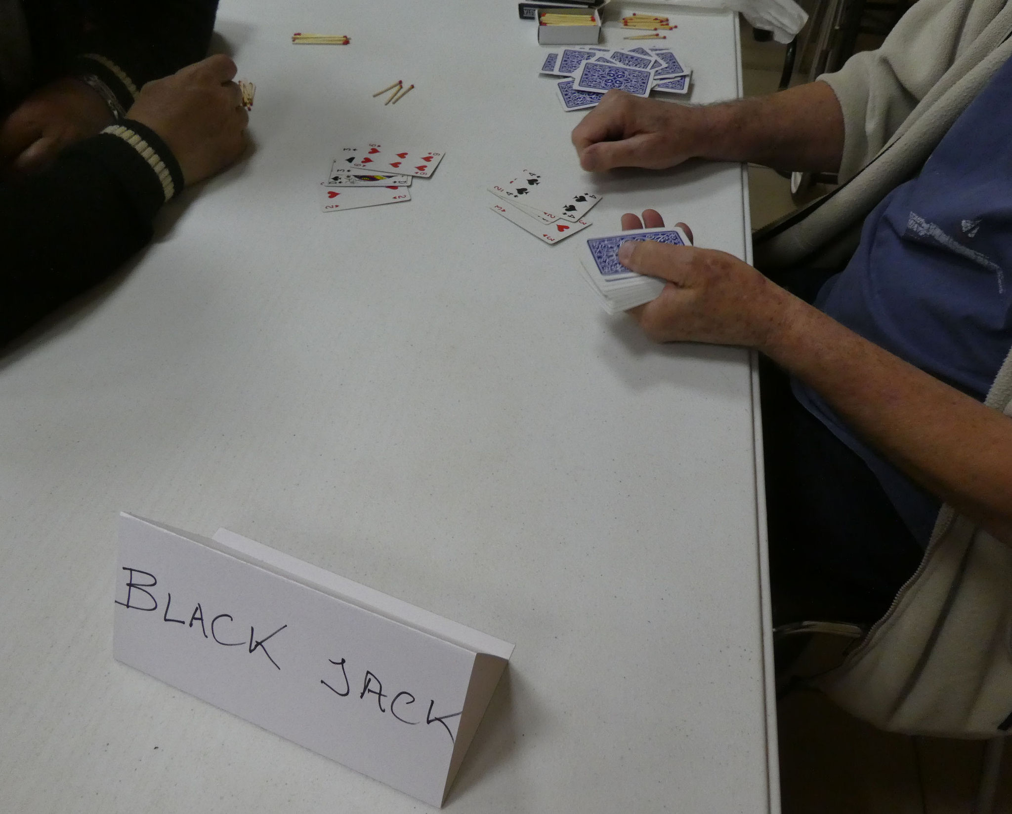 Blackjack ou 21