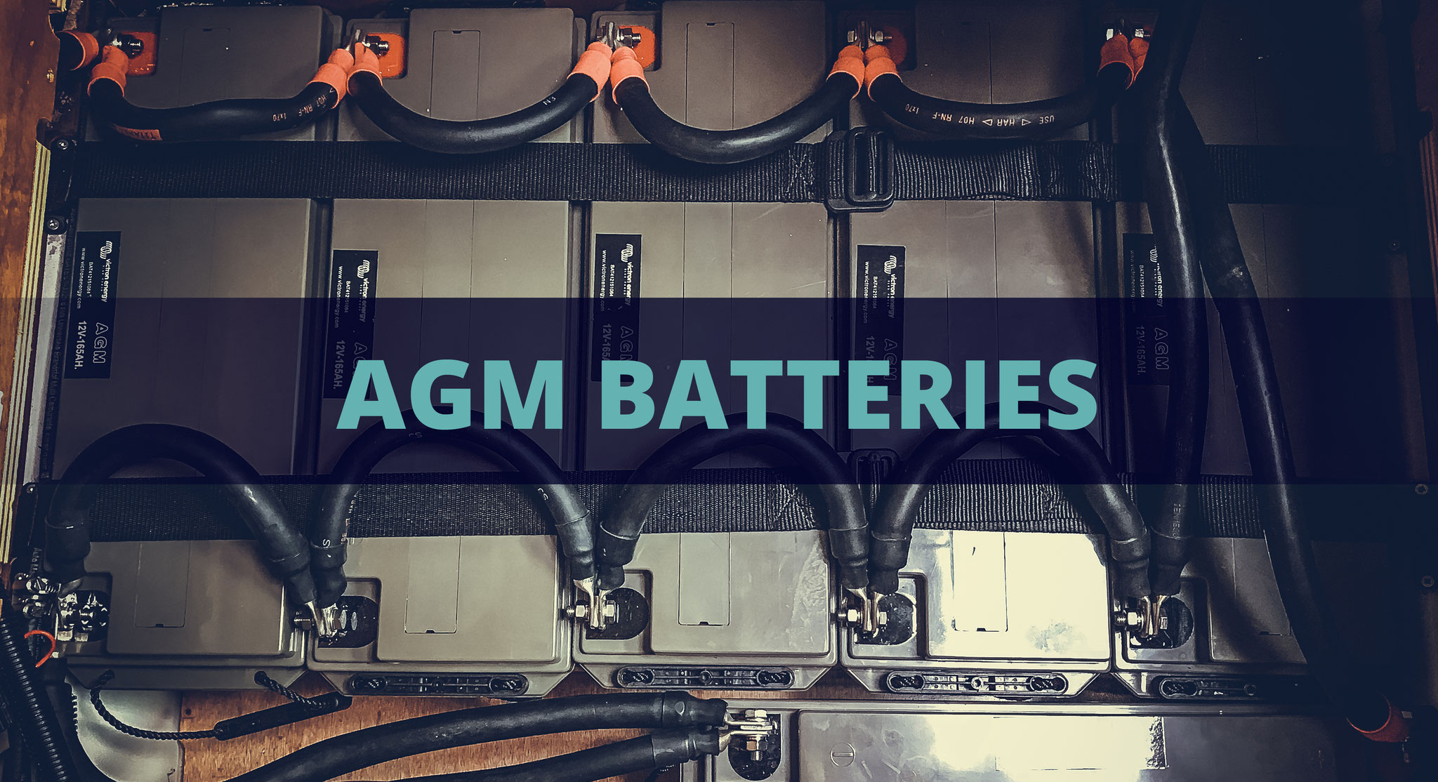 If lithium is not an option, AGM is the next best reliable solution. We offer competitive prices for Premium AGM batteries. We create the best charging solutions to protect battery investment.