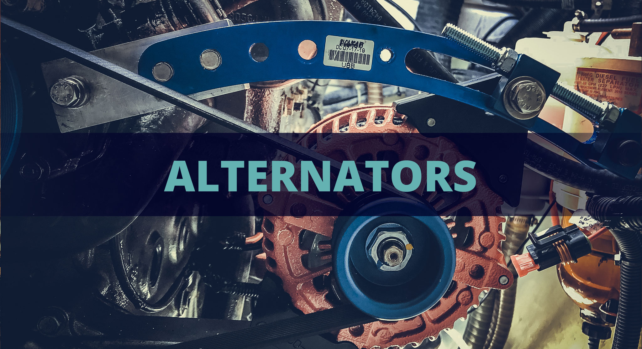 At TWME, it has been our experience that Balmar Marine Grade alternators are the most reliable and efficient when it comes to DC charging. When used with their external voltage regulators, they become lithium ready and also provide multi-stage charging fo