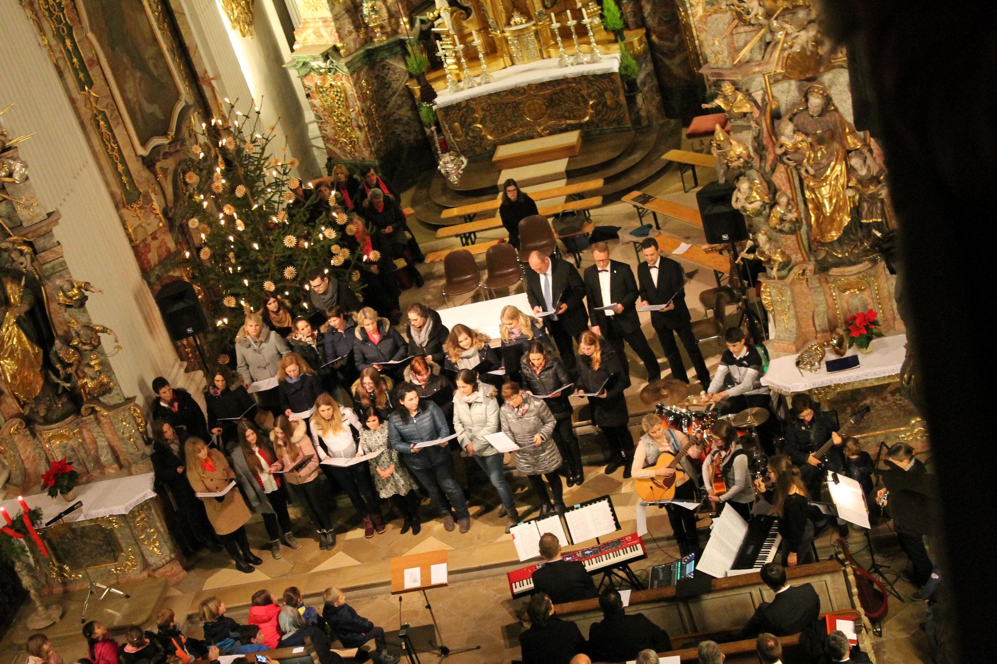 Ehingen singt und klingt im Advent 2018