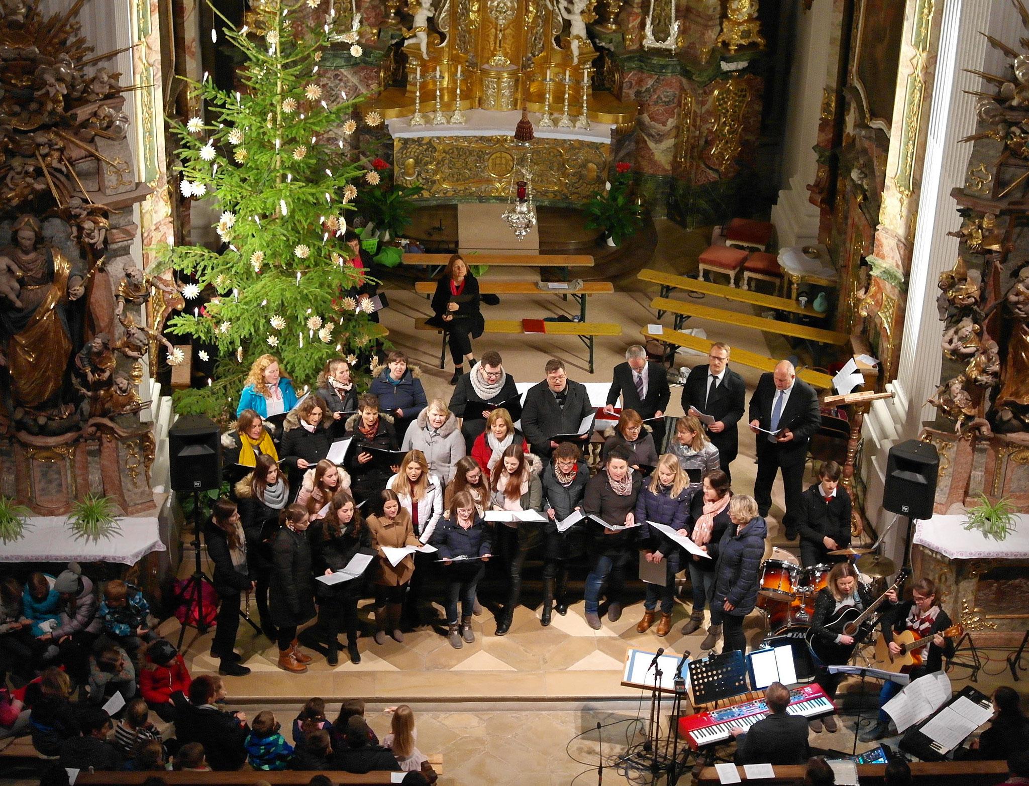 Ehingen singt und klingt im Advent 2019
