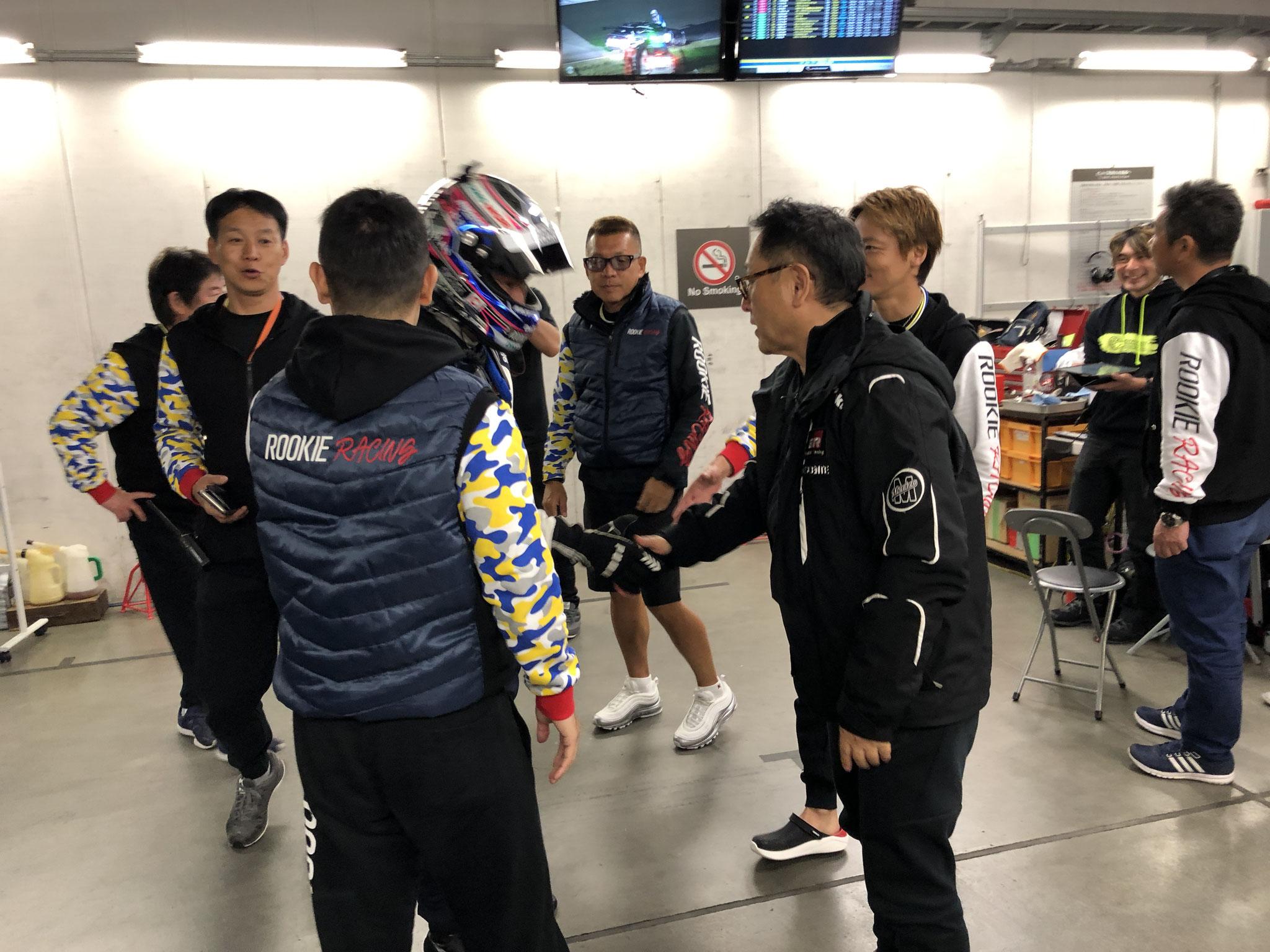 富士SUPER TEC 24時間レース 大嶋和也