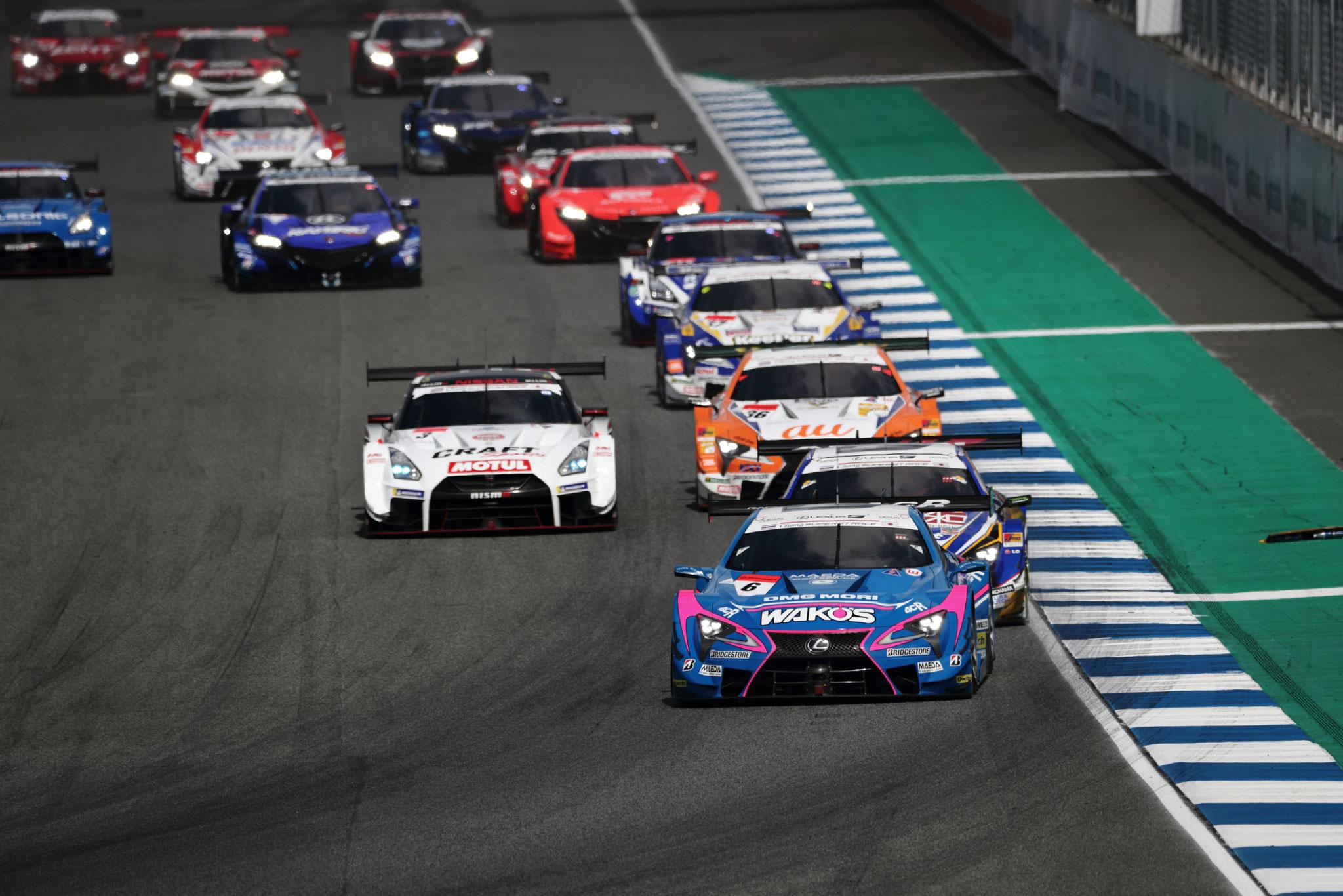 大嶋和也 2019 SUPER GT 第4戦 THAILAND決勝 優勝!!