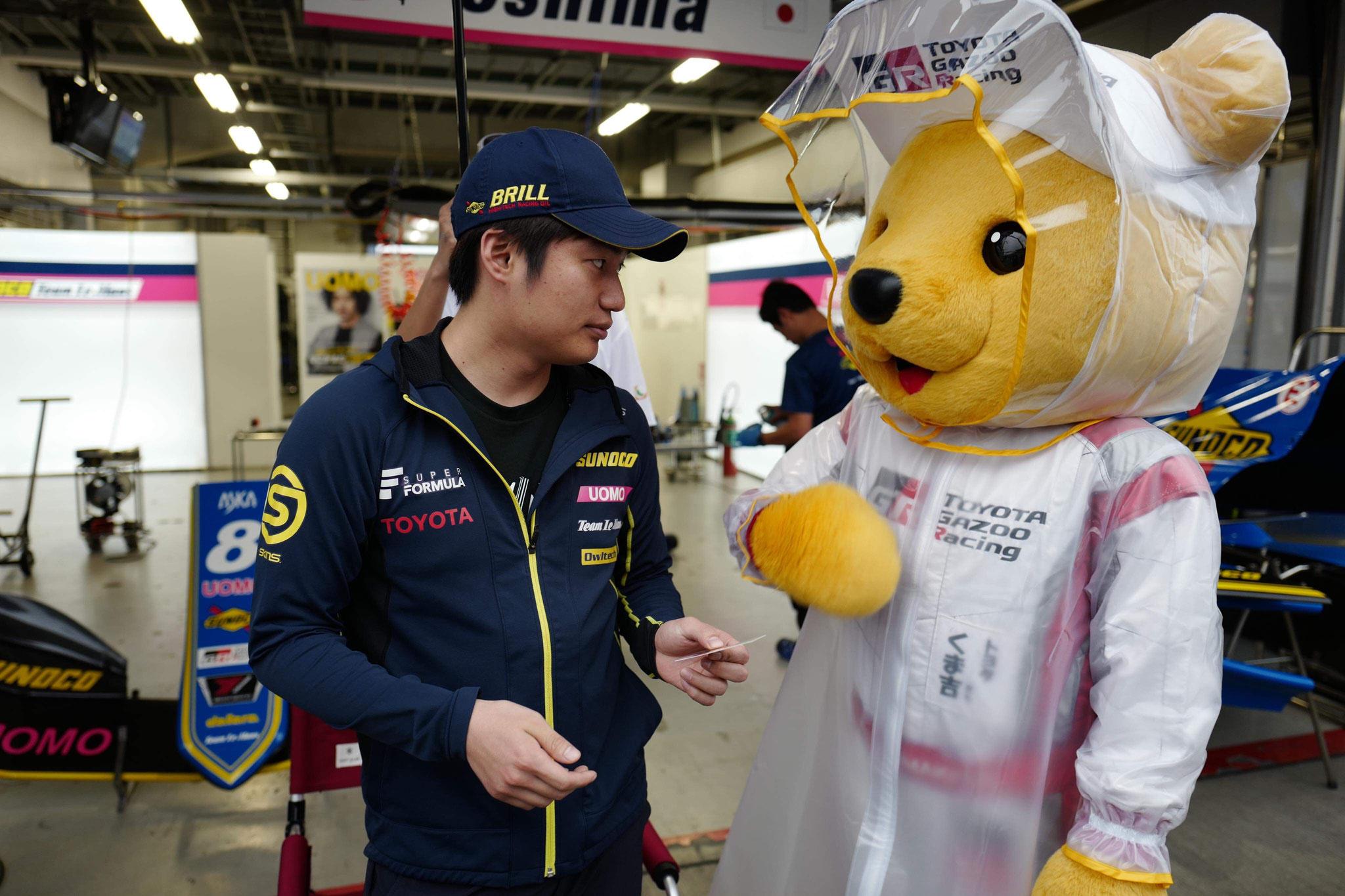 大嶋和也 2019 SUPER FORMULA 第4戦 富士スピードウェイ