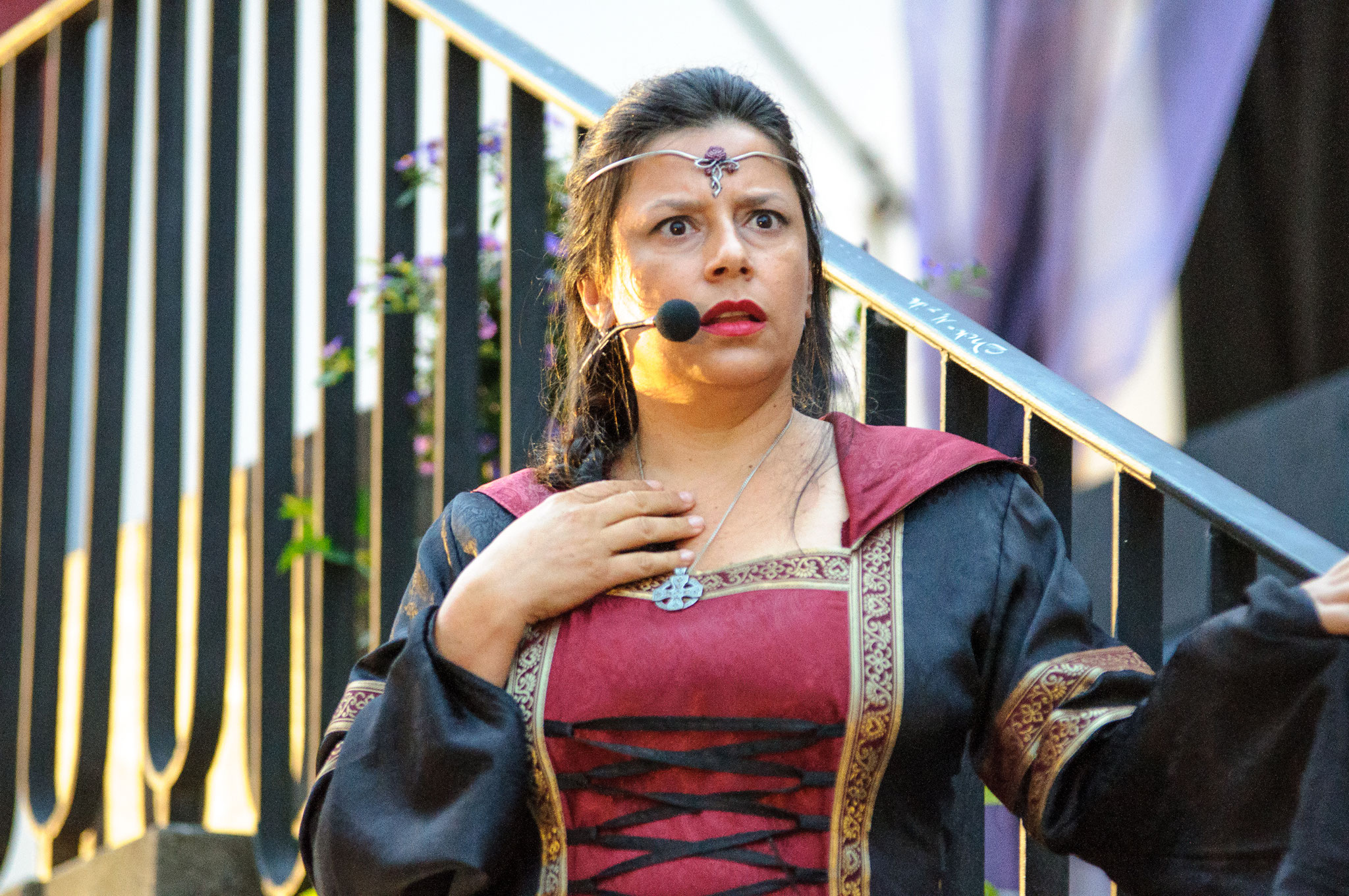 2011: Lady in Scarborough Fair