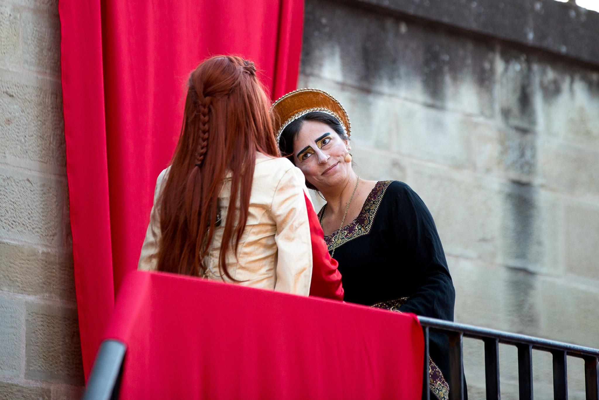 2014: Königin in Die Nibelungen