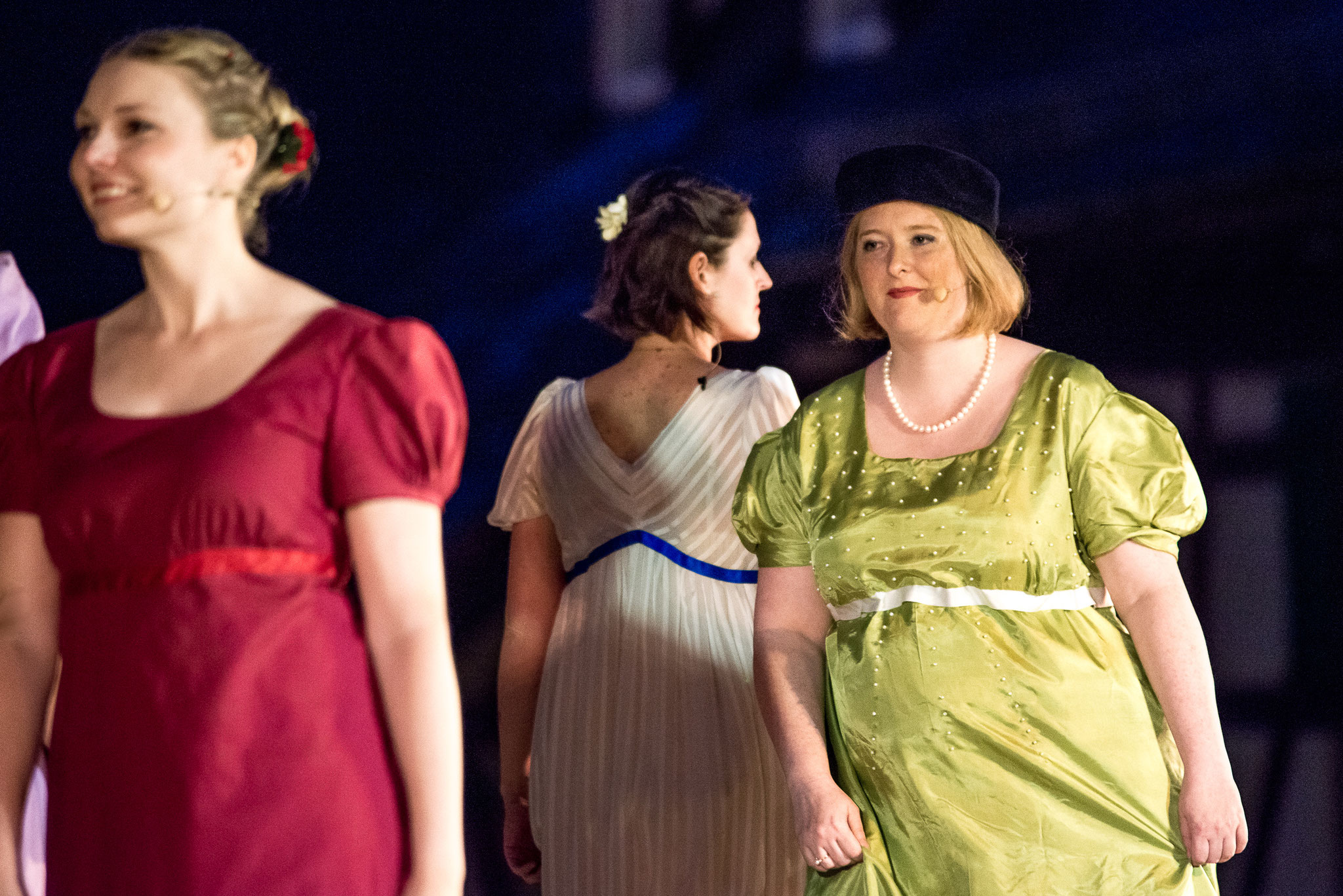 2013: Mrs. Elton in Emma