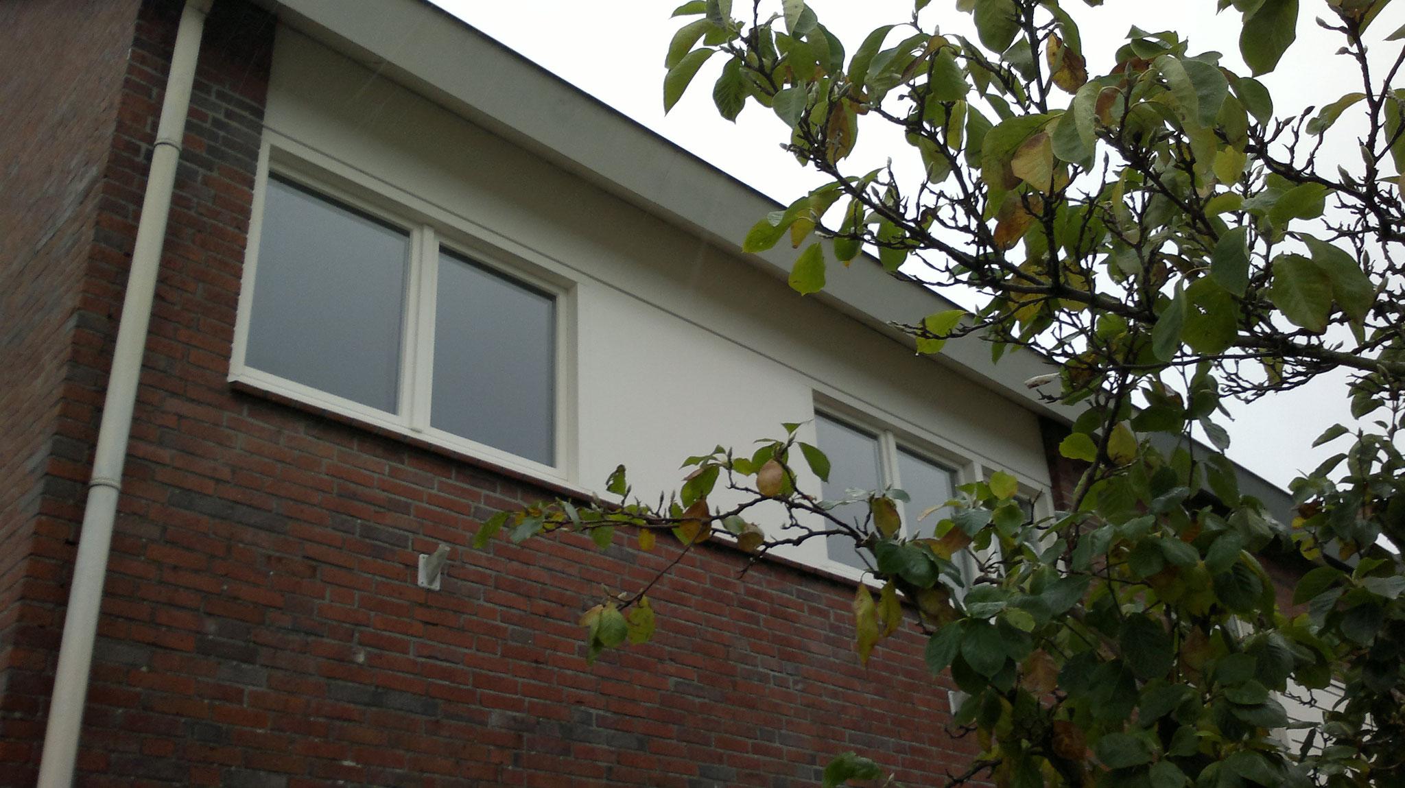 houten ramen in Schimmert