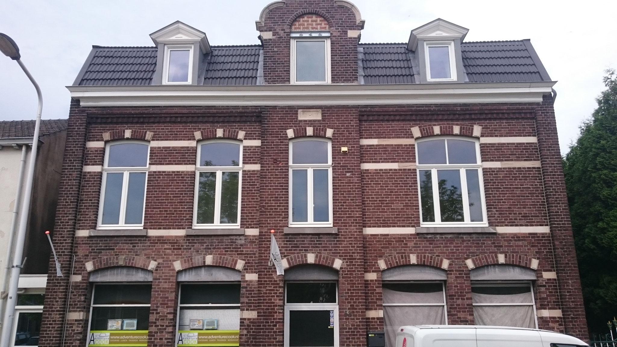 houten ramen in Maastricht-Limmel