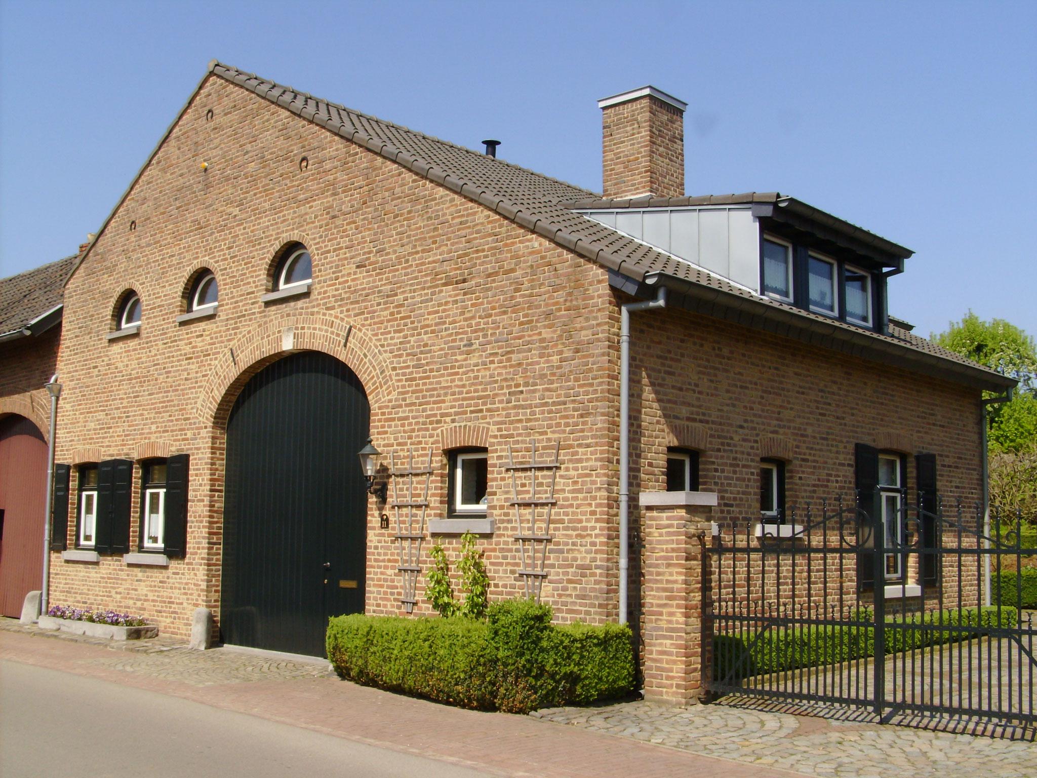 houten ramen, deuren en poorten in Banholt