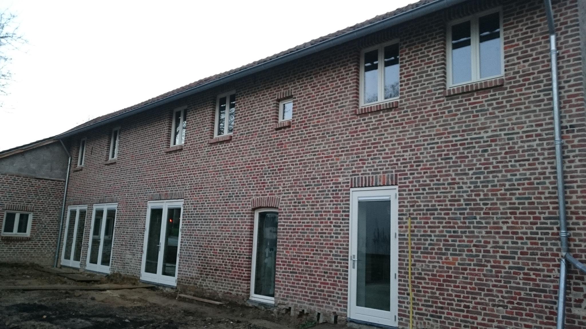 houten ramen en deuren in Moerslag