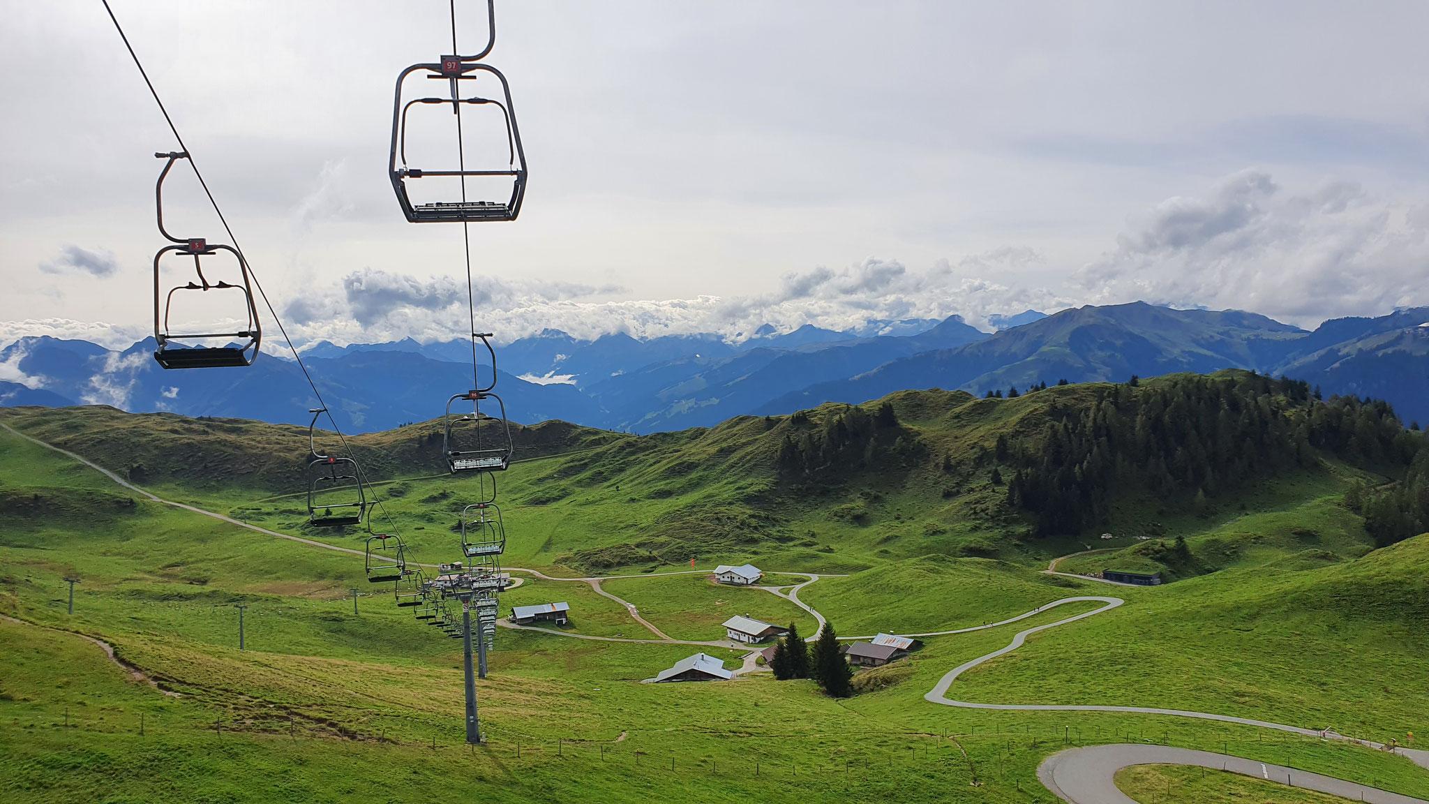 """...""""Kitzbüheler Horn"""" (1.996 Meter)"""