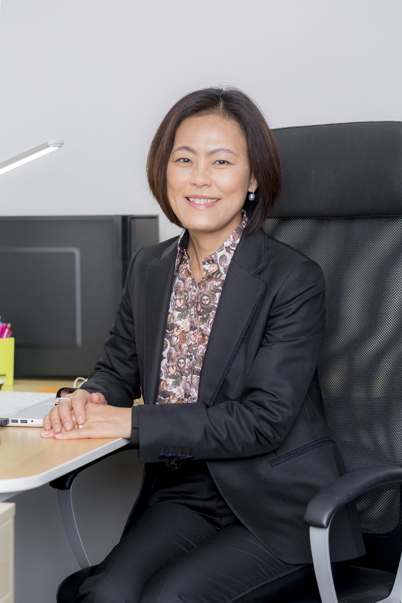 取締役副会長 CIO 品川裕香
