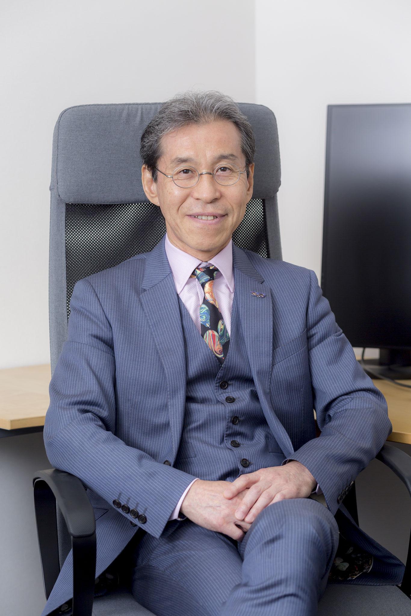 取締役社長 細井保宏