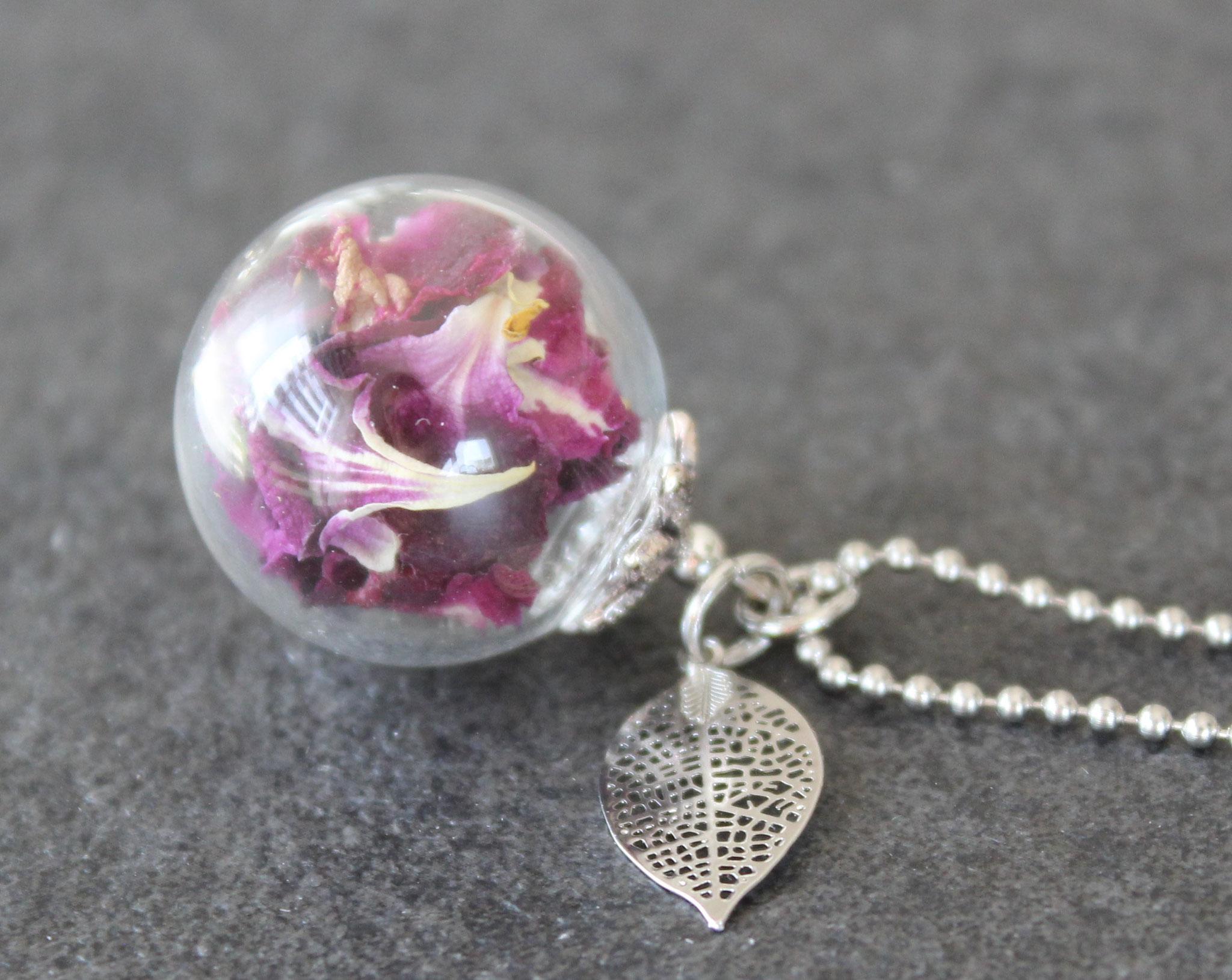 Rose lila/dunkelrosa