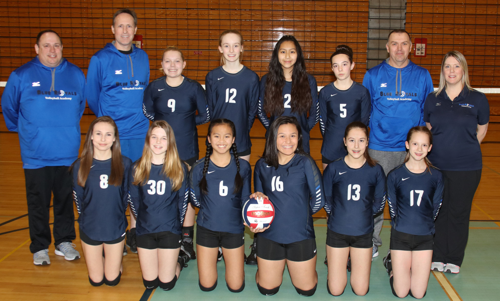 U14  National Team  - See Team Page for Individual Photos