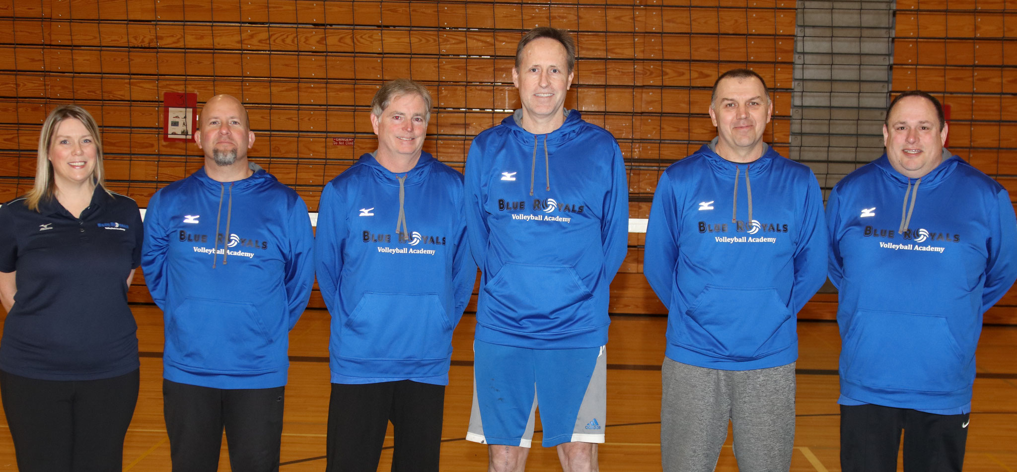 Coaches:  Lisa,Kevin, Neal, Kurt, Dmitriy and Jon