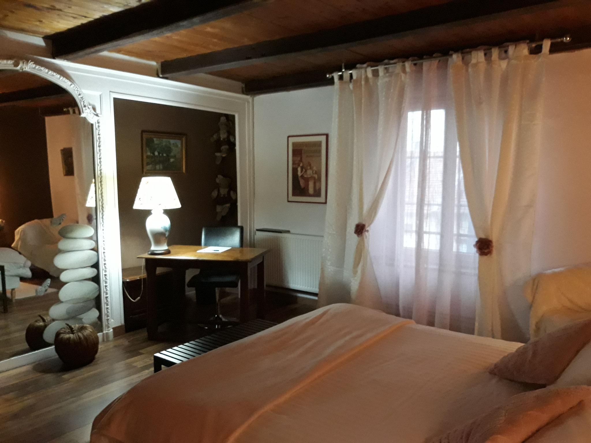 La chambre chocolat - Maison d\'hôtes entre Verdun et Nancy - MàG