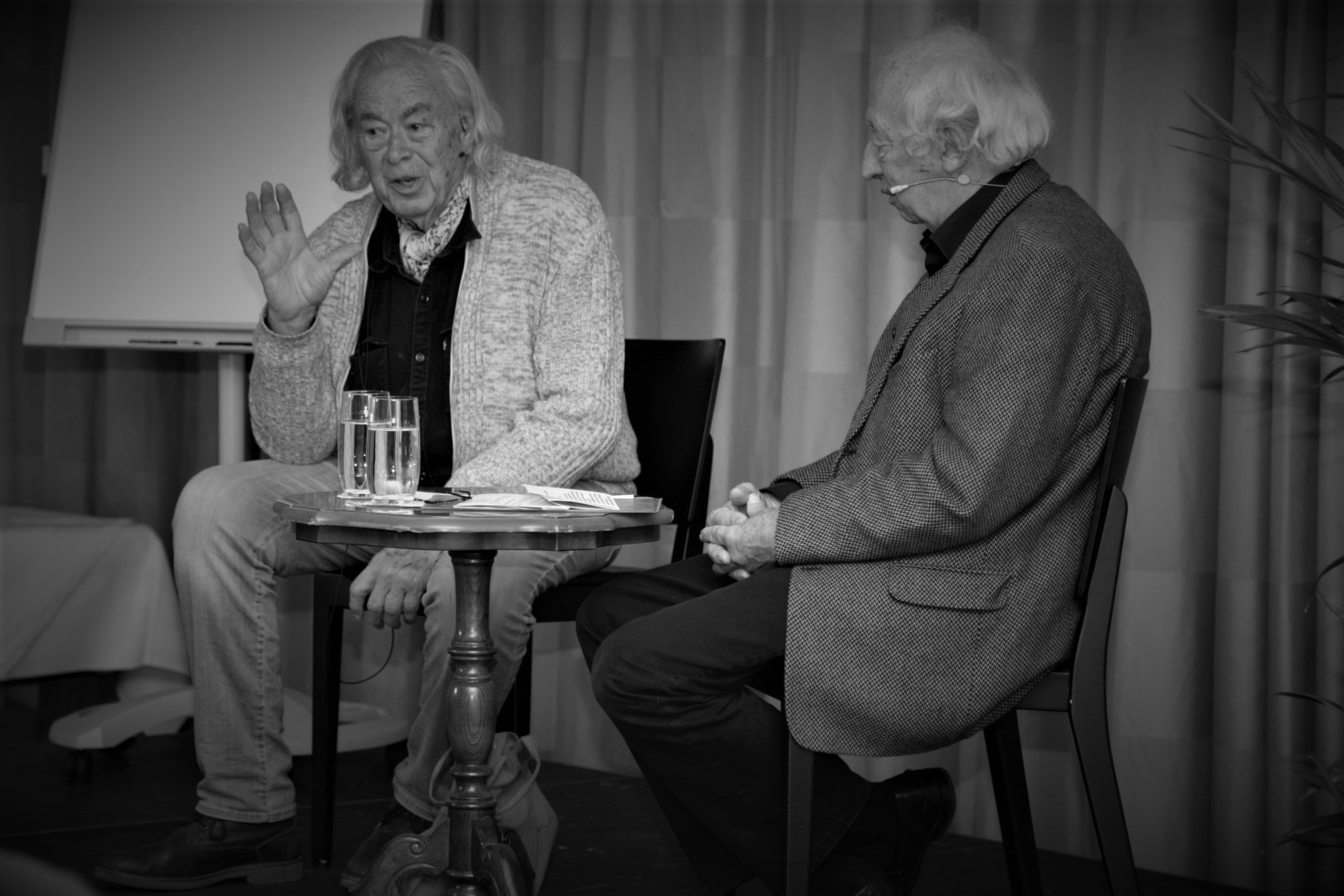 Ted Scapa und Roland Jeanneret, Talgut