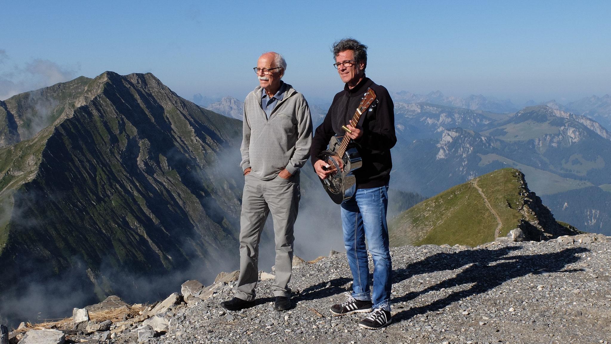 Walter Däpp & Ronny Kummer