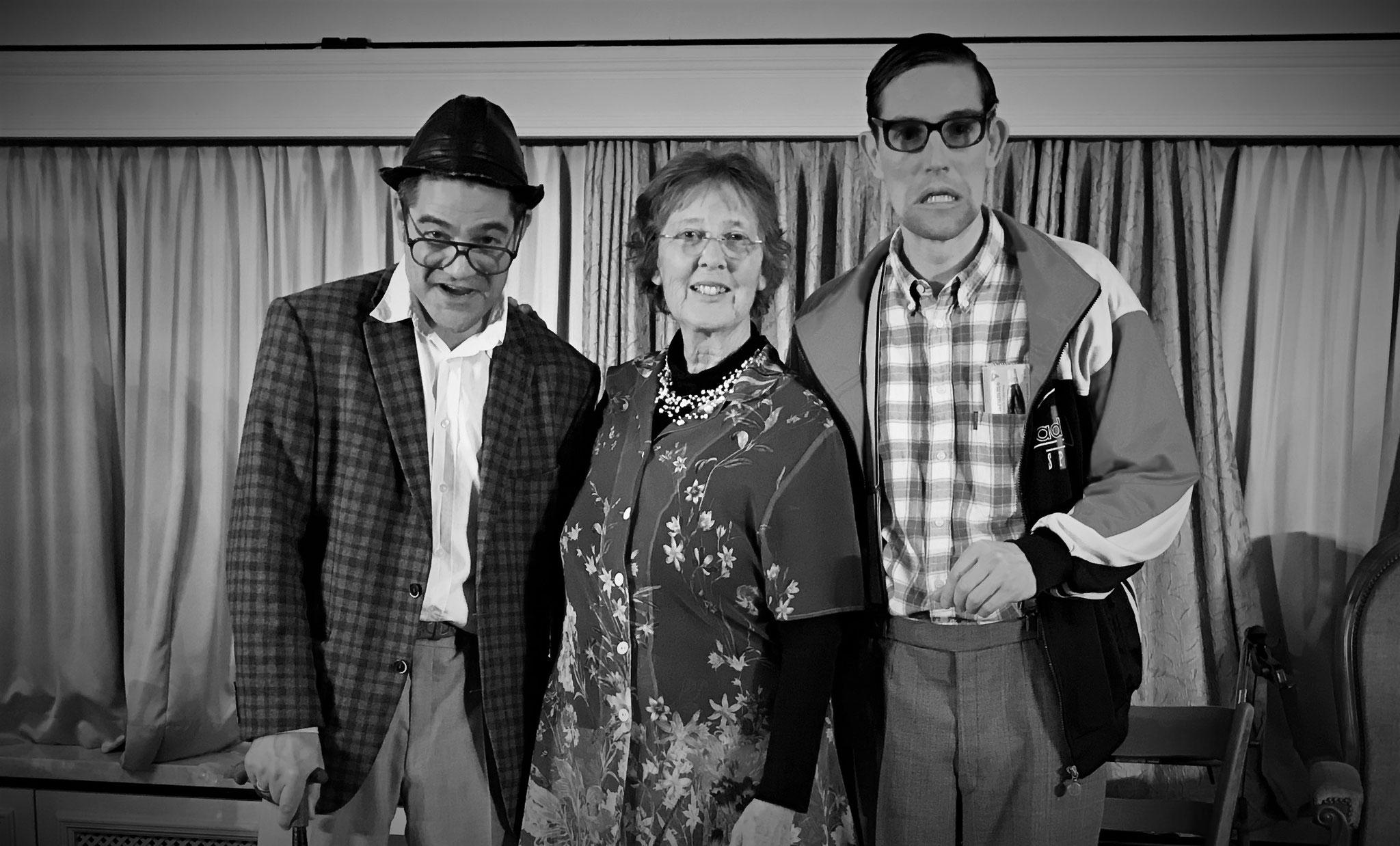 Strohmann und Kauz, Annemarie Mühlemann, Beatus