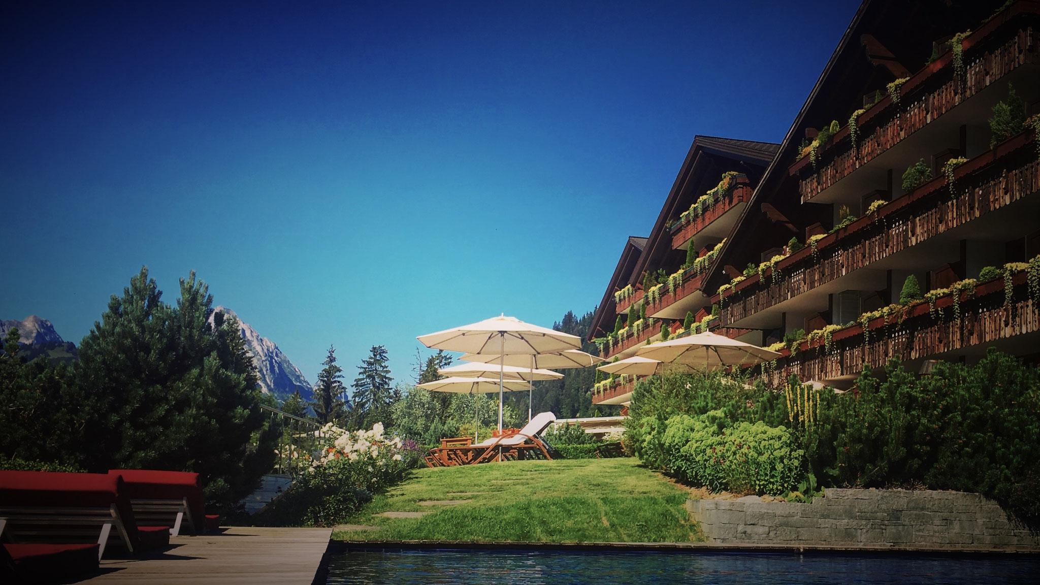 ERMITAGE Wellness- & Spa-Hotel, Gstaad-Schönried