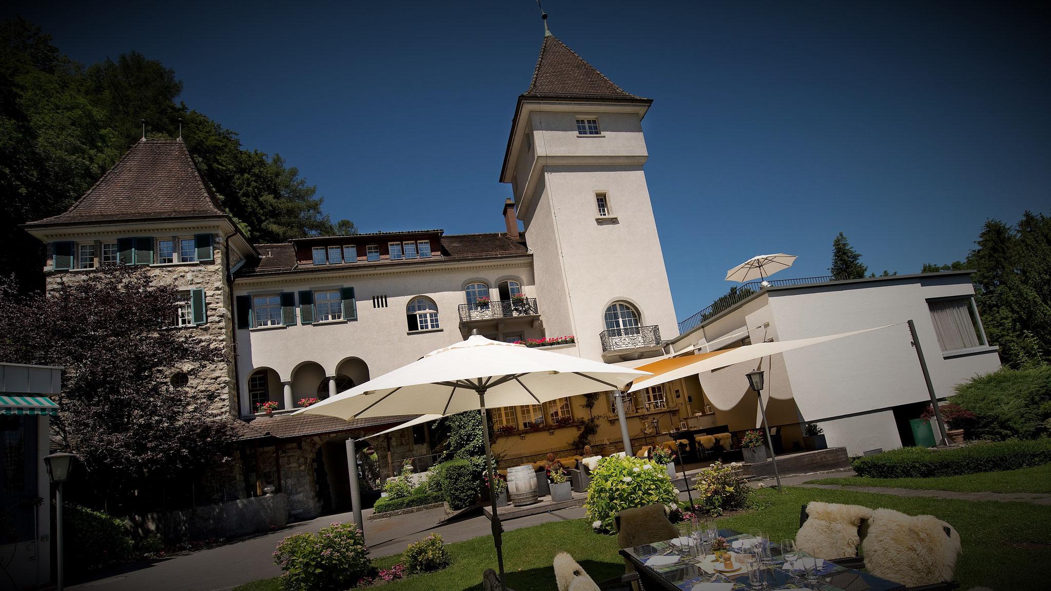 Hotel Schloss Ragaz, Bad Ragaz