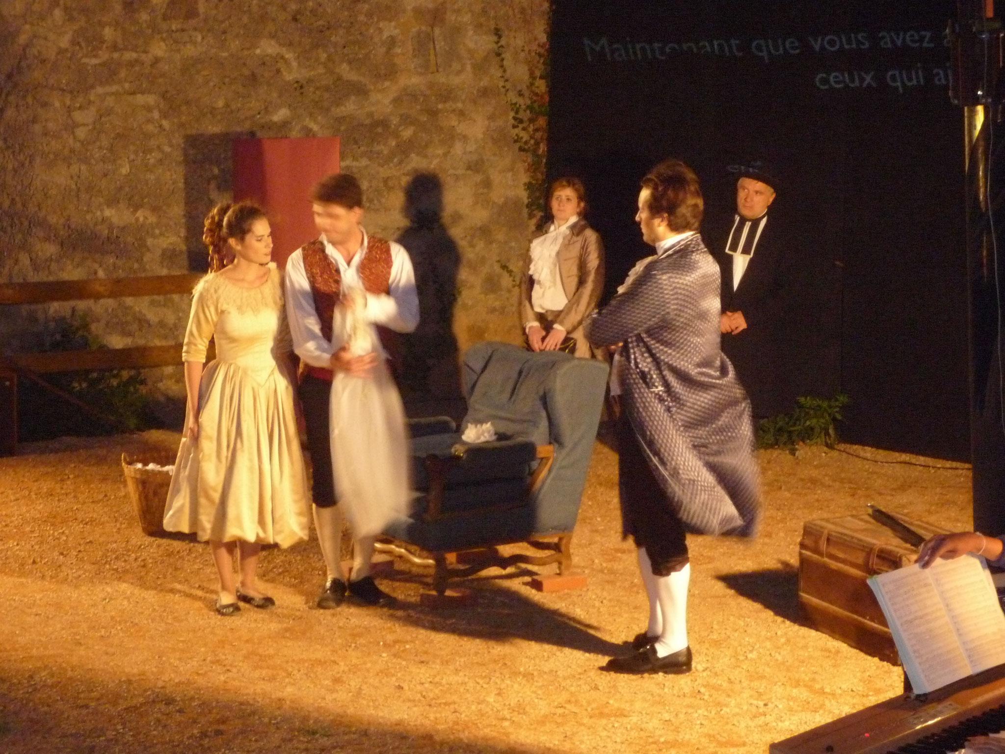 Opéra'Act août 2011