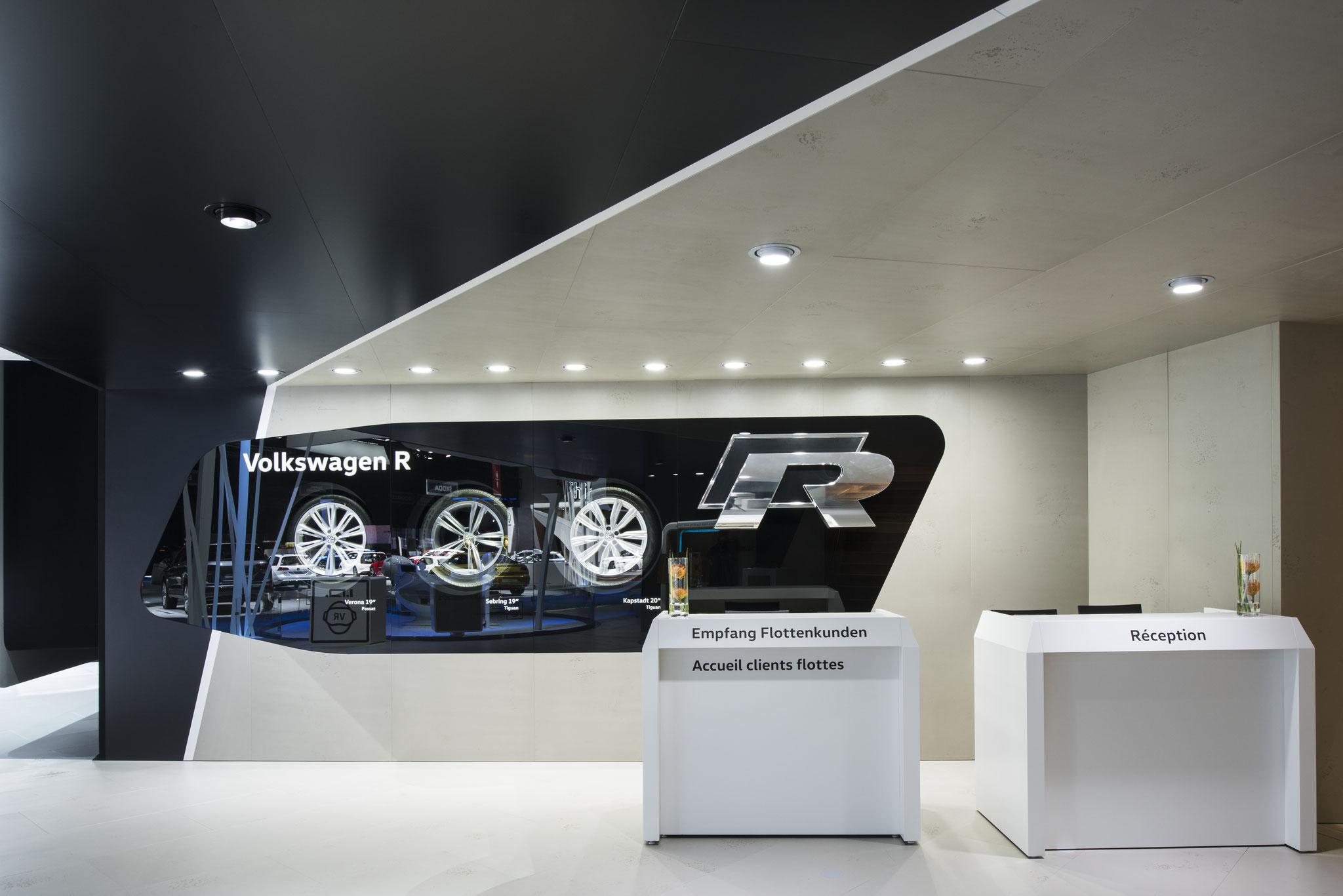 Volkswagen Genf 2017