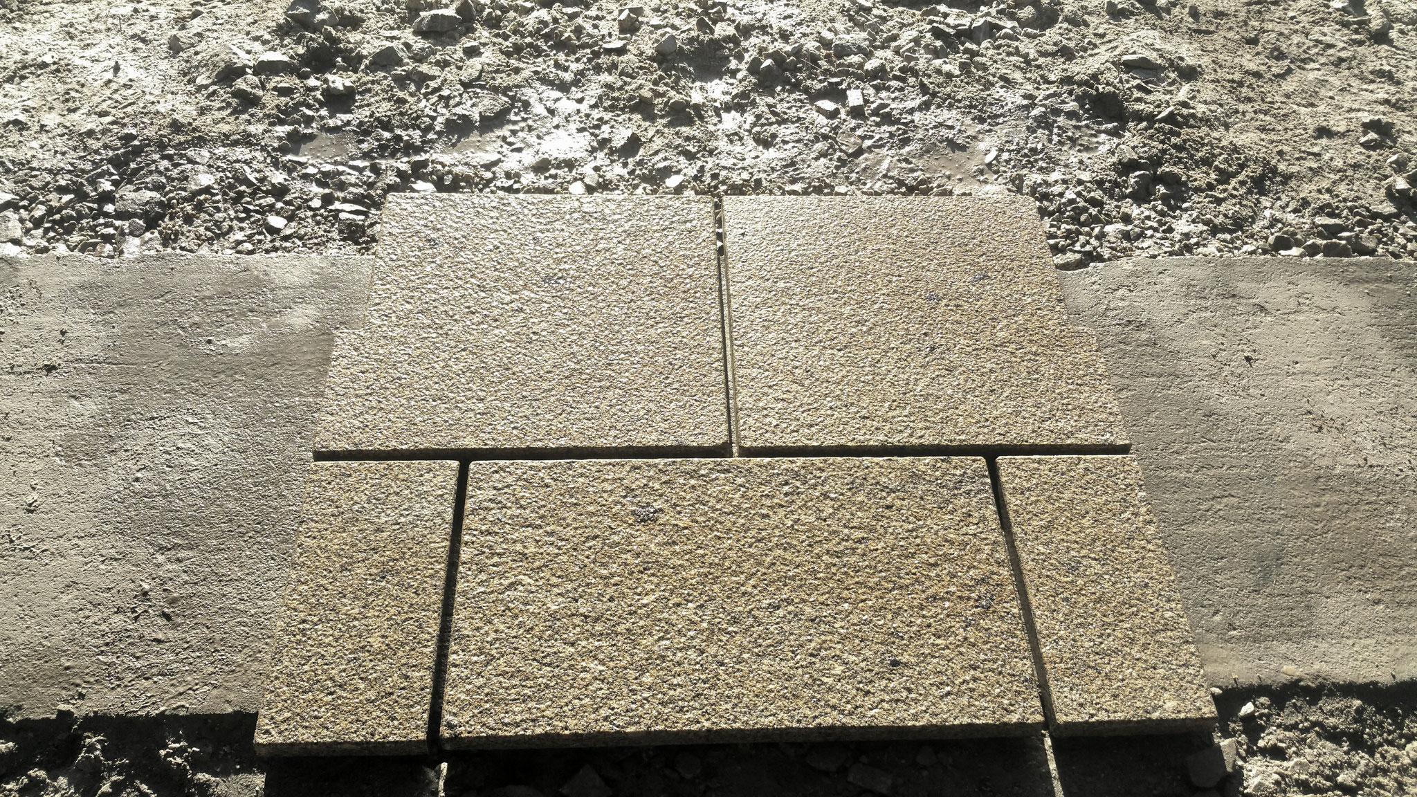 dallage granit pierre naturelle opus