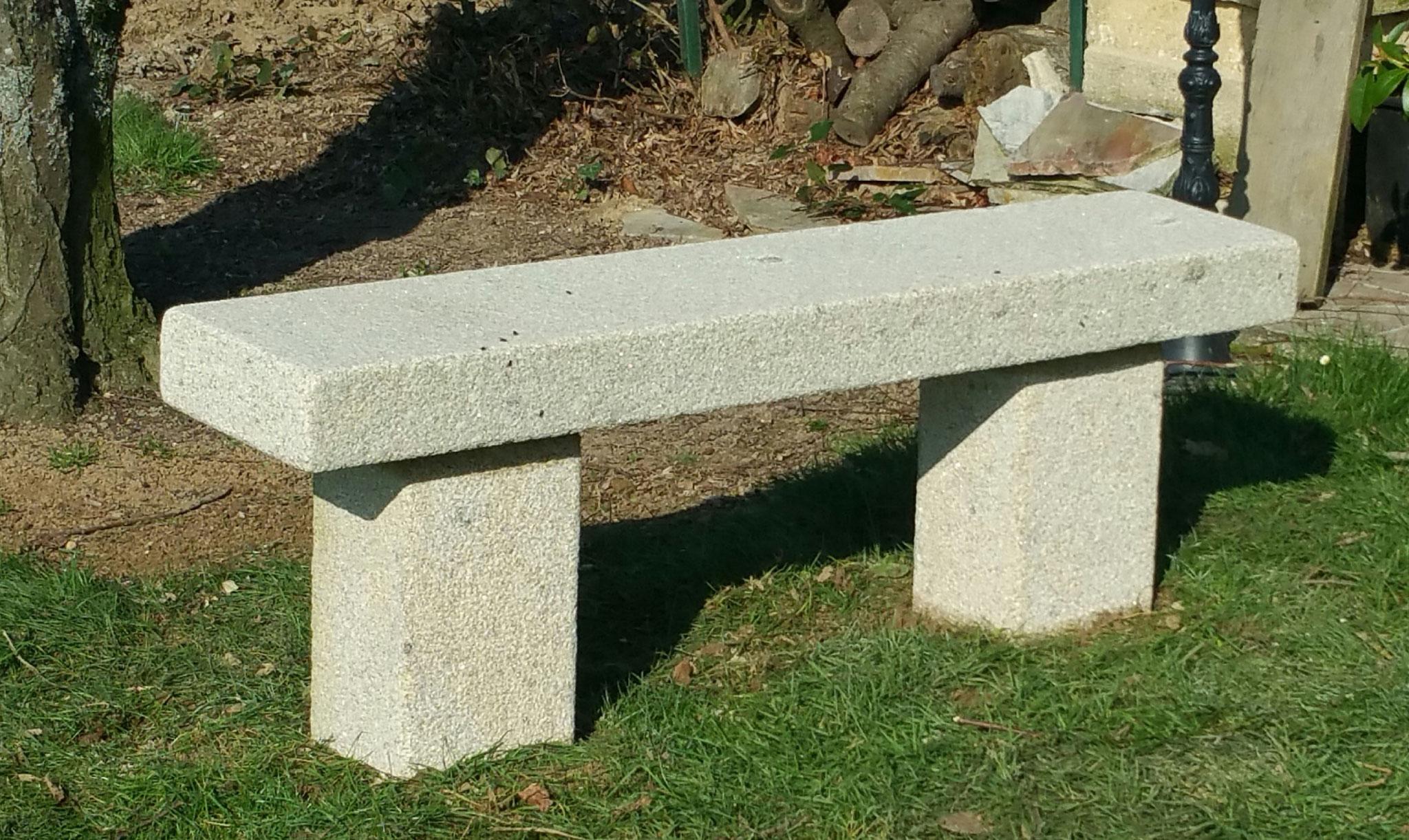 bancs granit