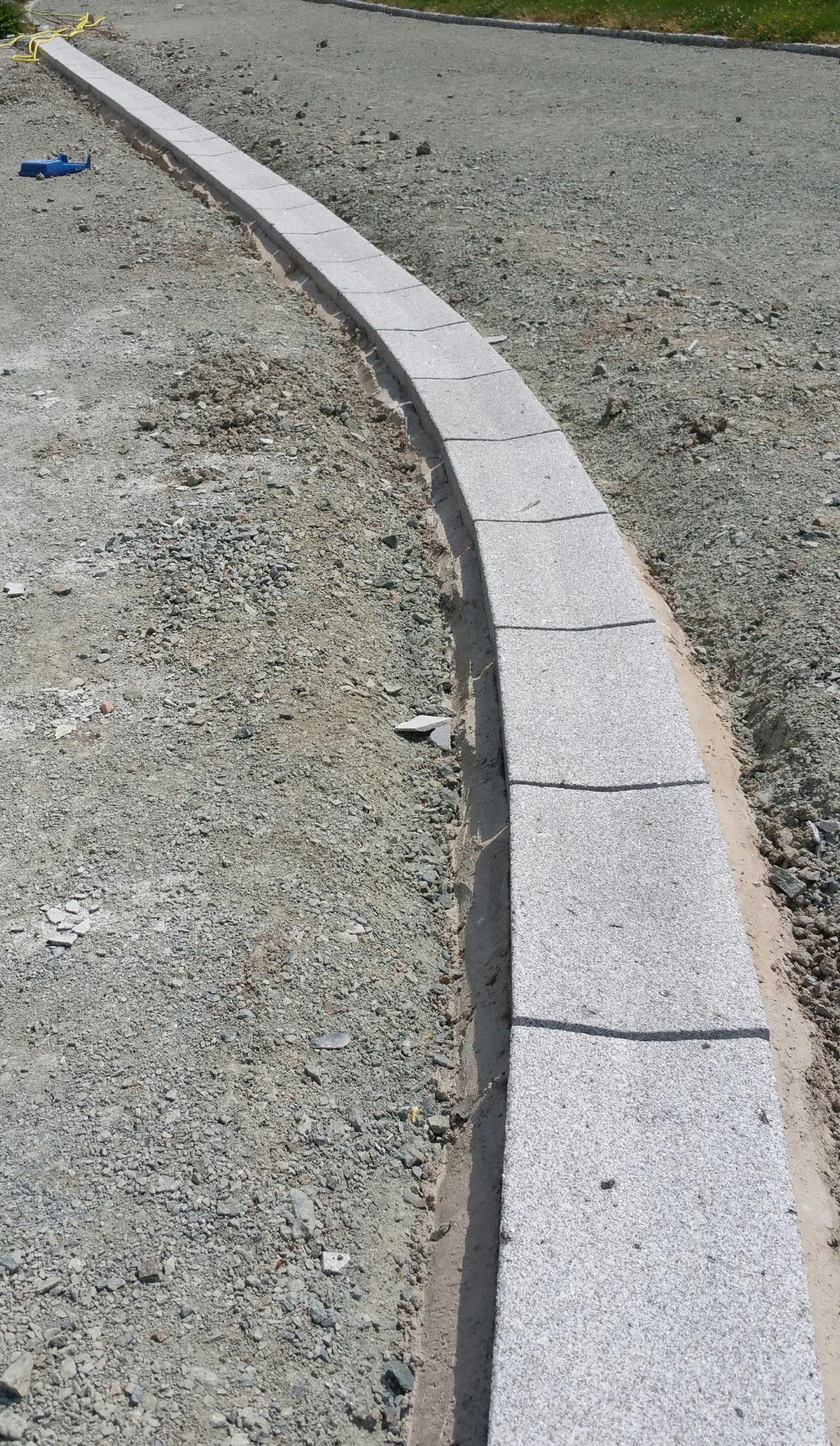 caniveau granit 30cm larg