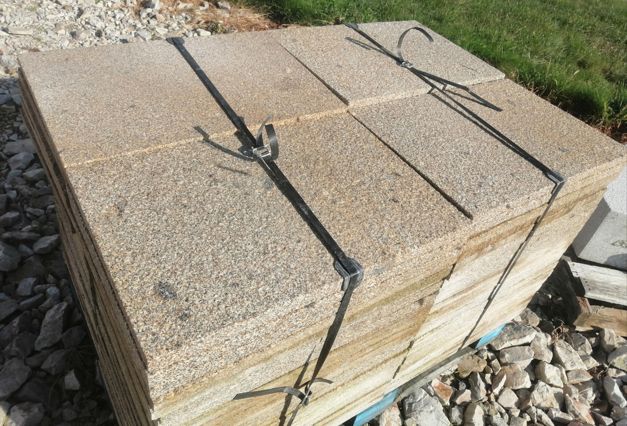 dallage granit