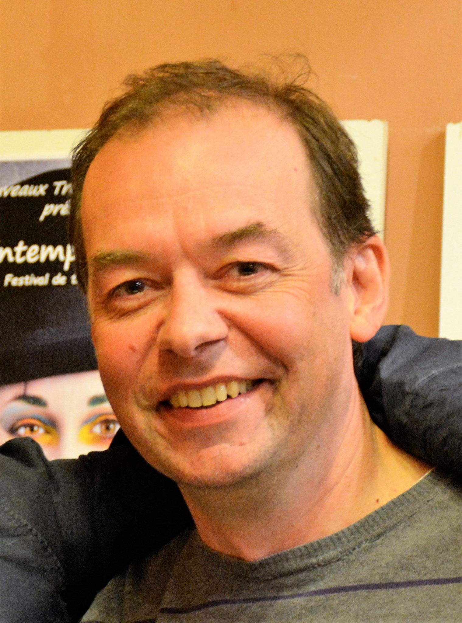 Laurent Lehenaff (Vice-président)